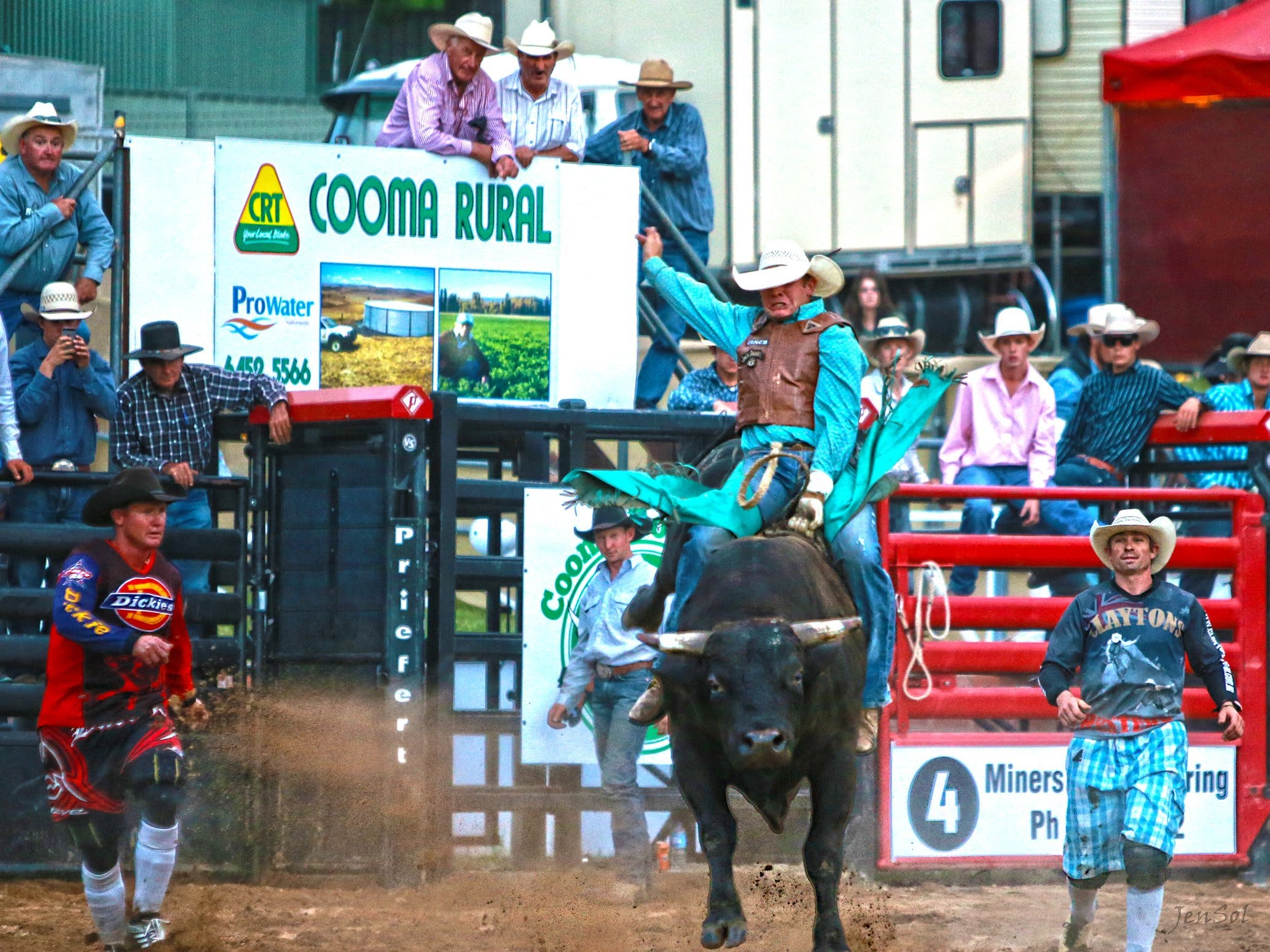 AgriWest Cooma Rodeo - Tourism Canberra