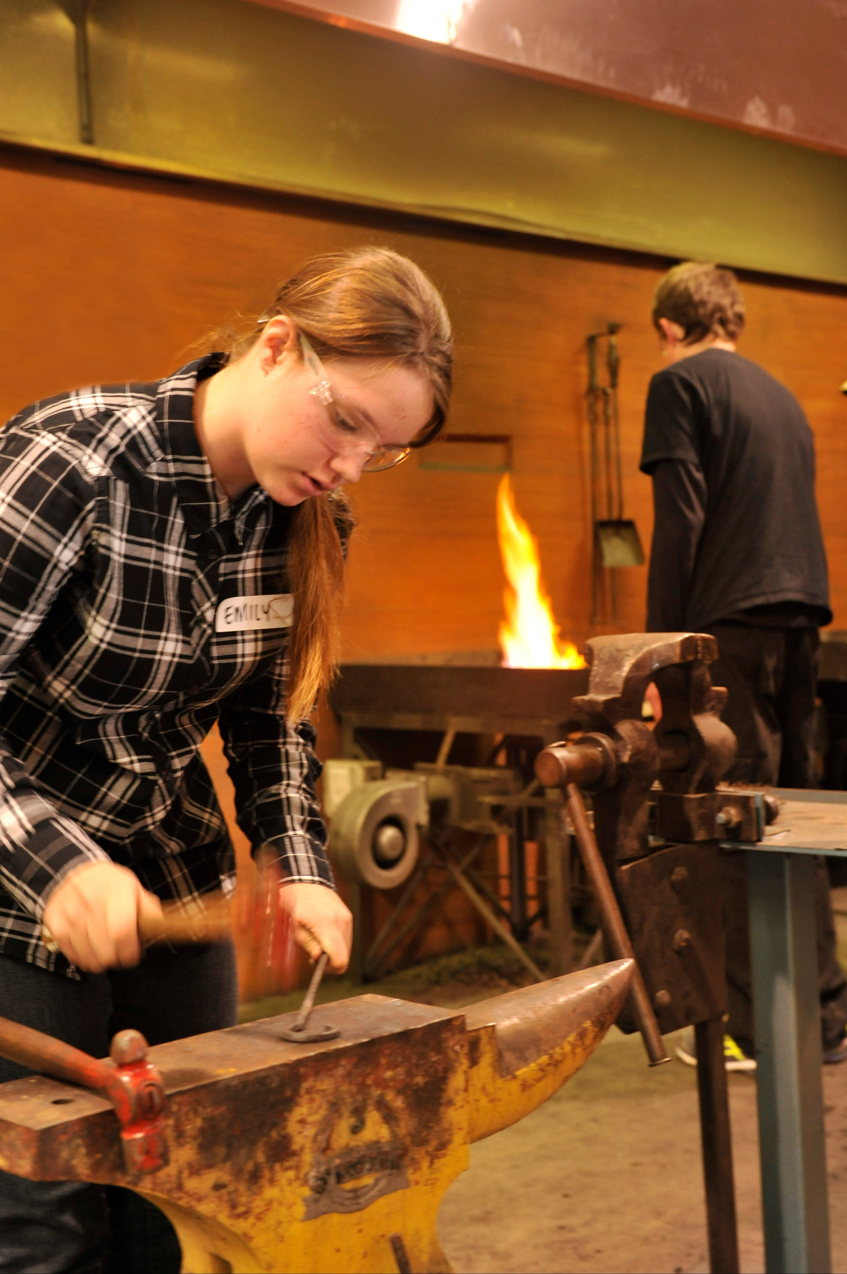 Blacksmithing Teen Workshop - Tourism Canberra
