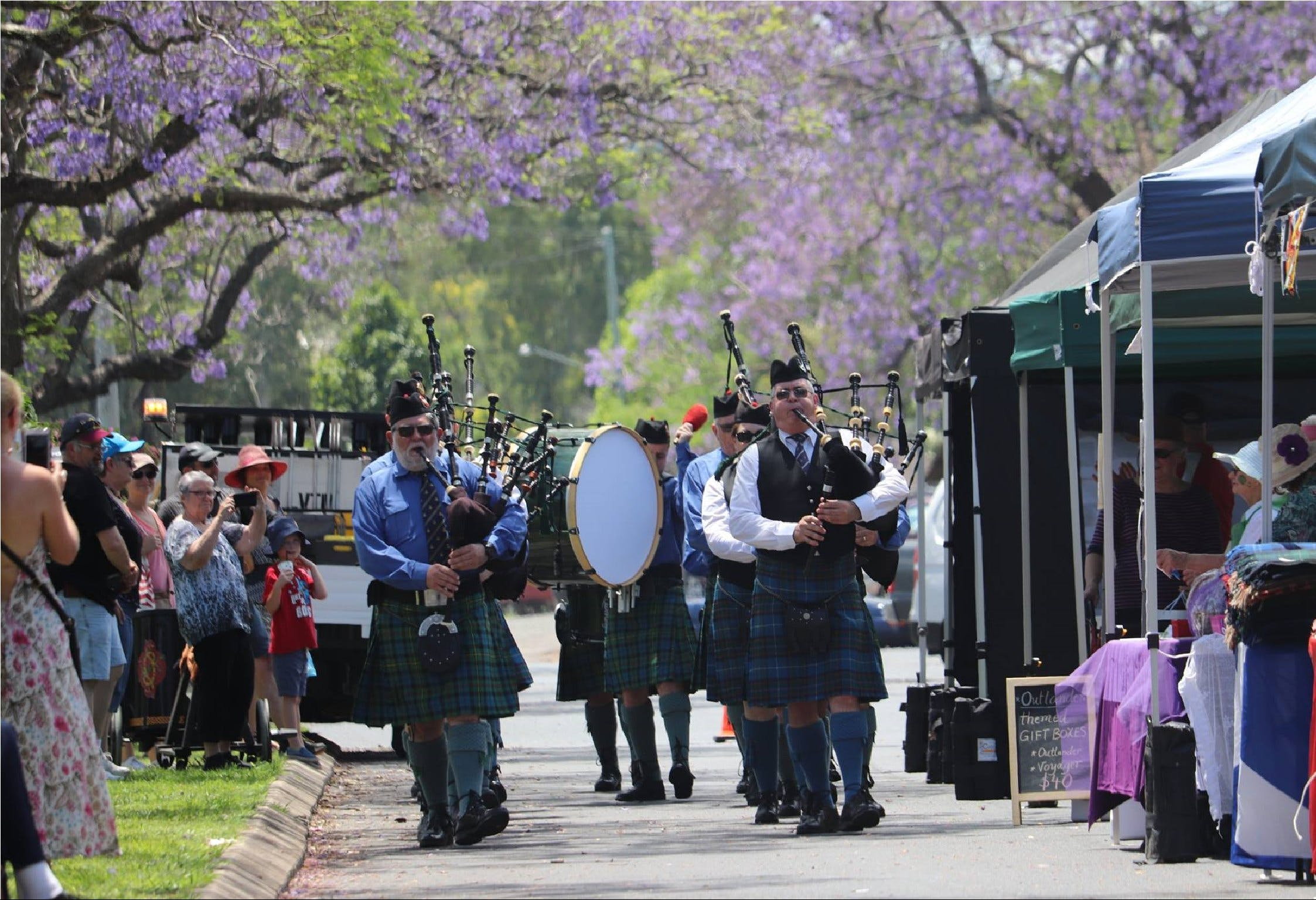 Celtic Festival of Queensland - Tourism Canberra