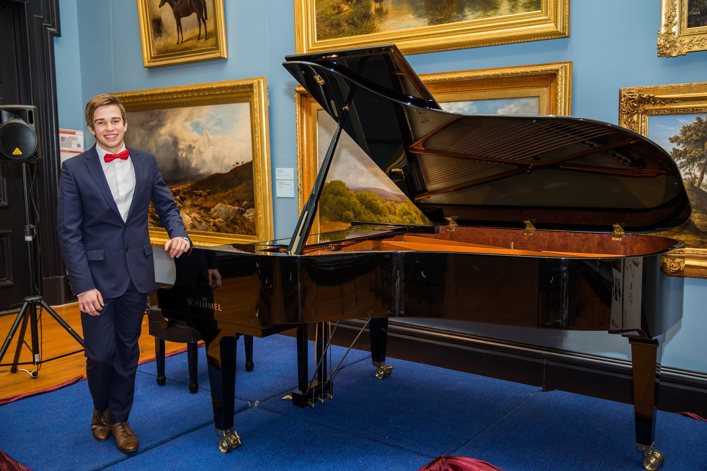 Celebrating Chopin - The Margaret Schofield Memorial Prize - Tourism Canberra