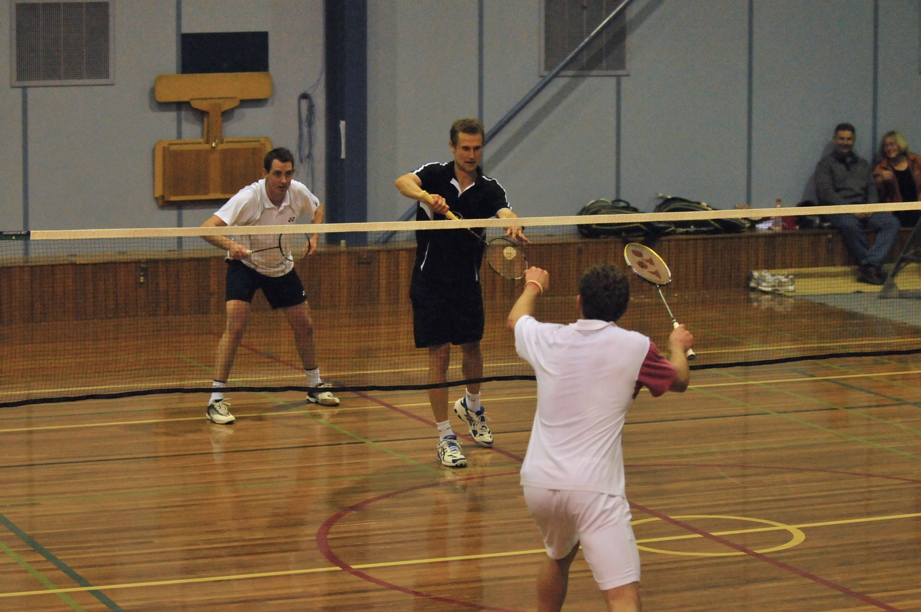 Charlton Badminton Club Ladies Tournament - Tourism Canberra