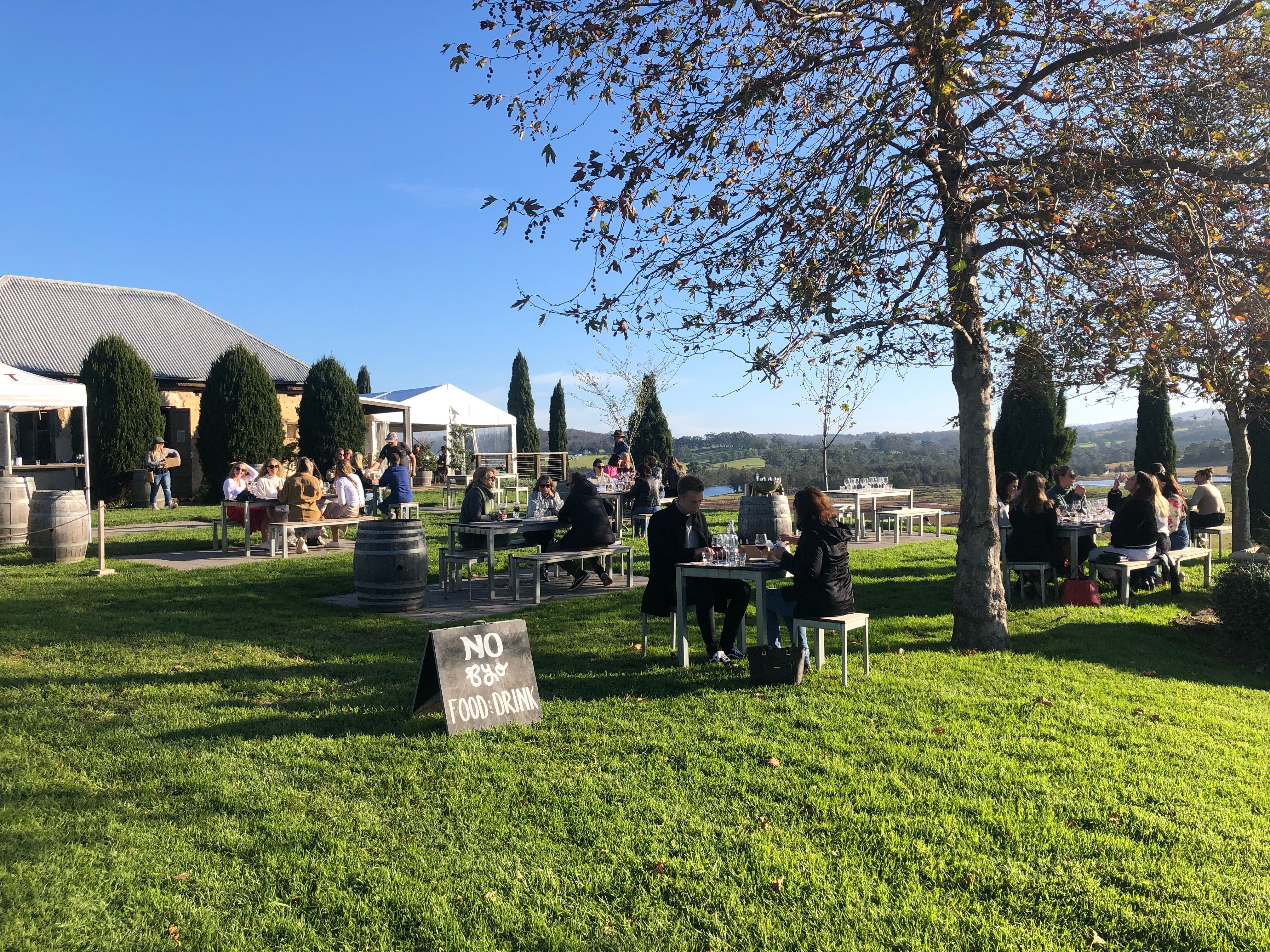 Cheese and Wine Experience - Tourism Canberra