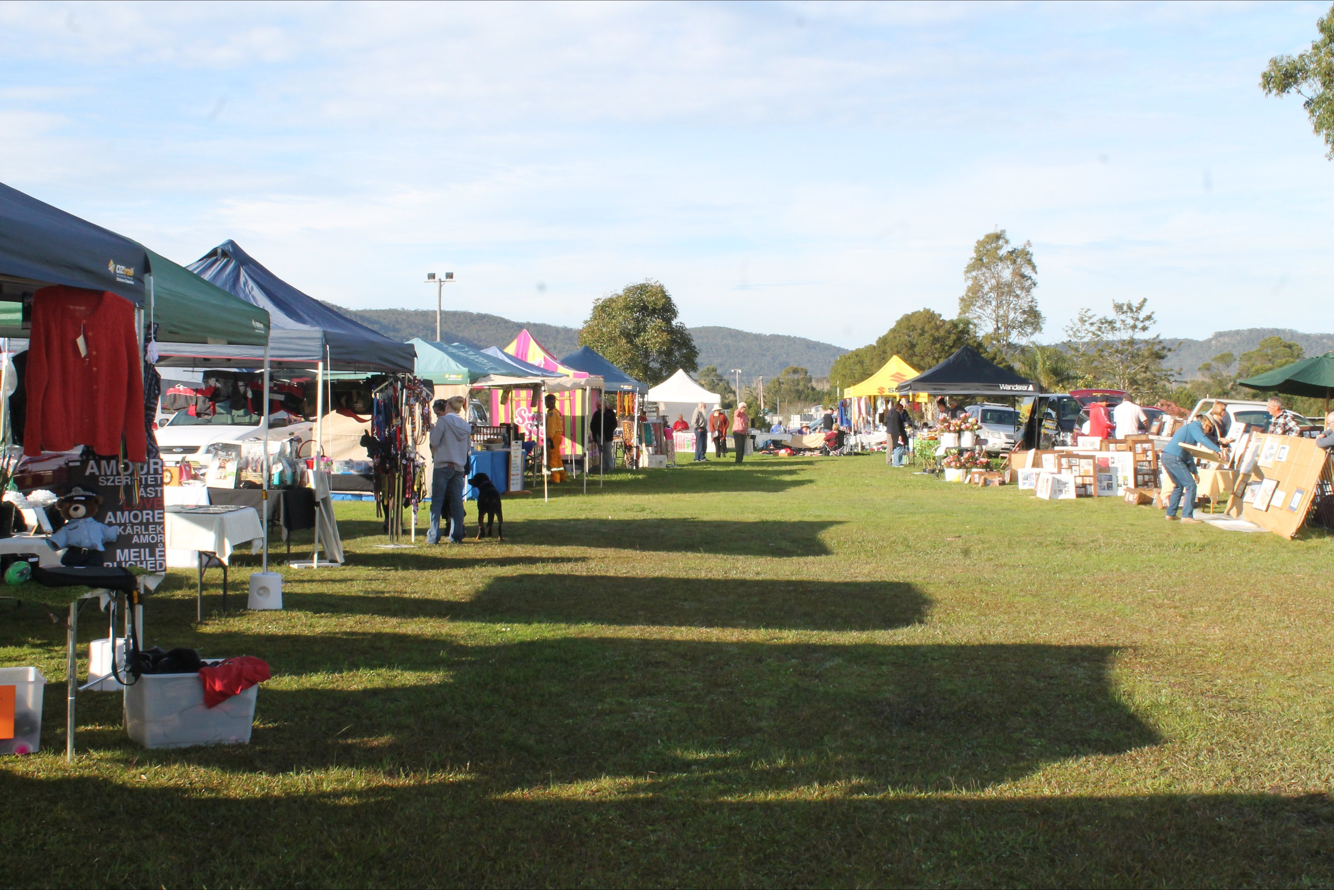 Clarence Town Markets - Tourism Canberra