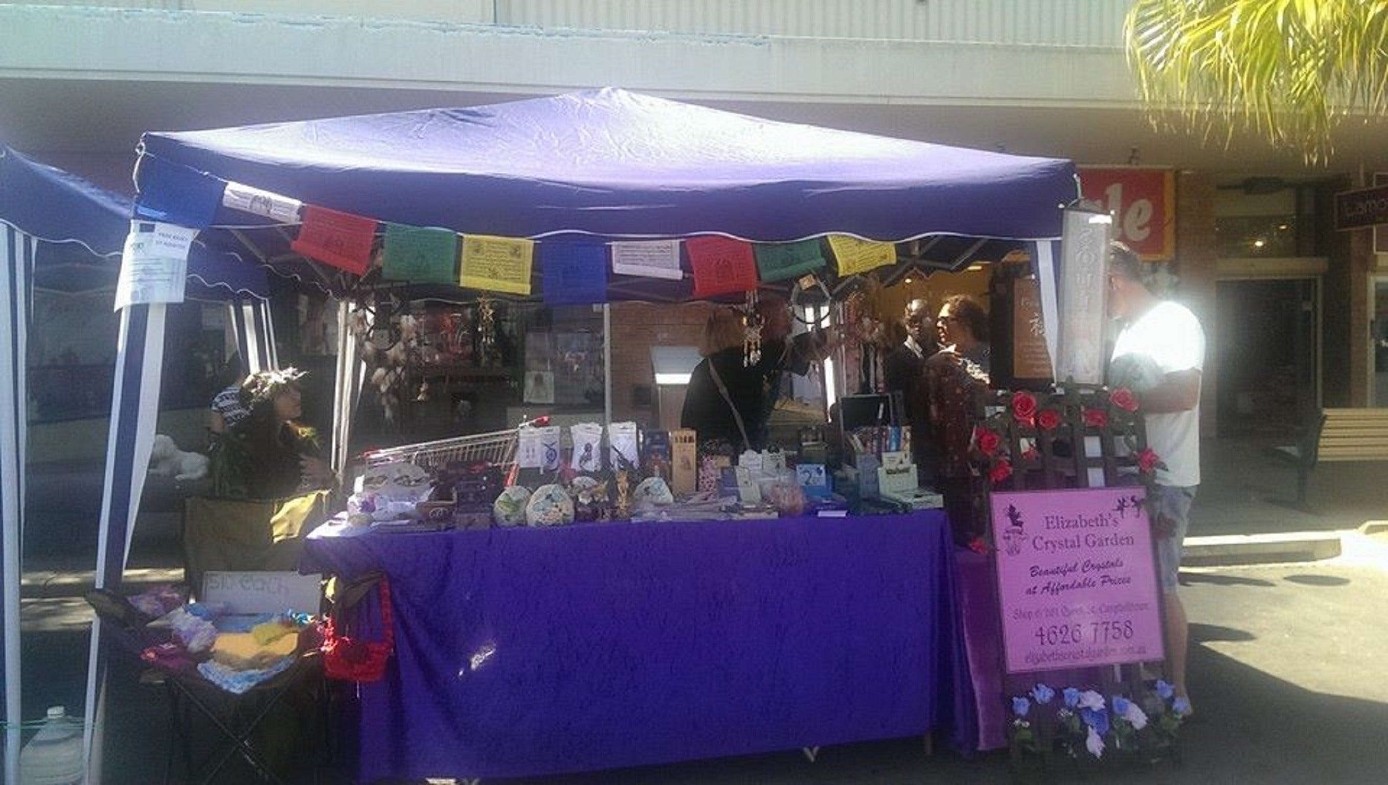 Courtyard Monthly Market - Tourism Canberra