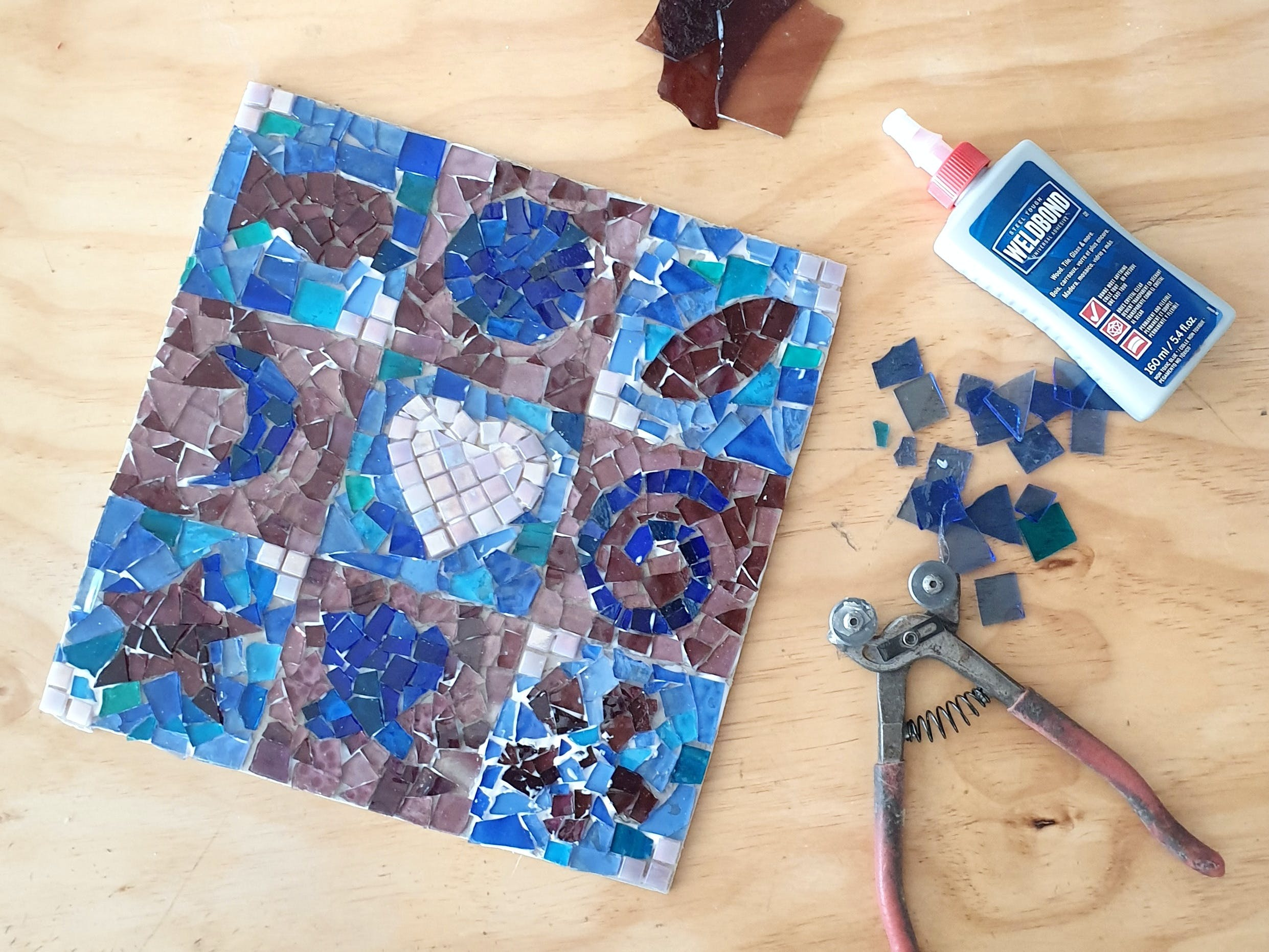 Intro to Mosaics Weekend with Leadlight By Ettore - Tourism Canberra