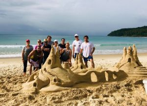 Learn to Build the Sandcastle of your Dreams - Tourism Canberra