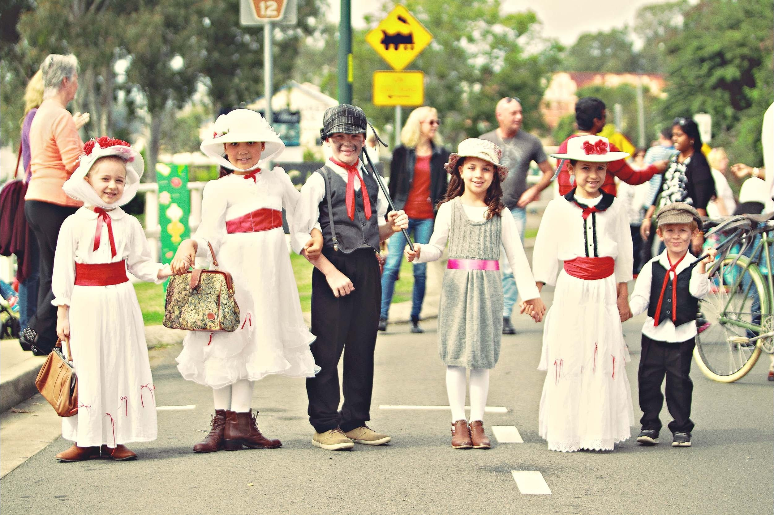 Mary Poppins Festival - Tourism Canberra