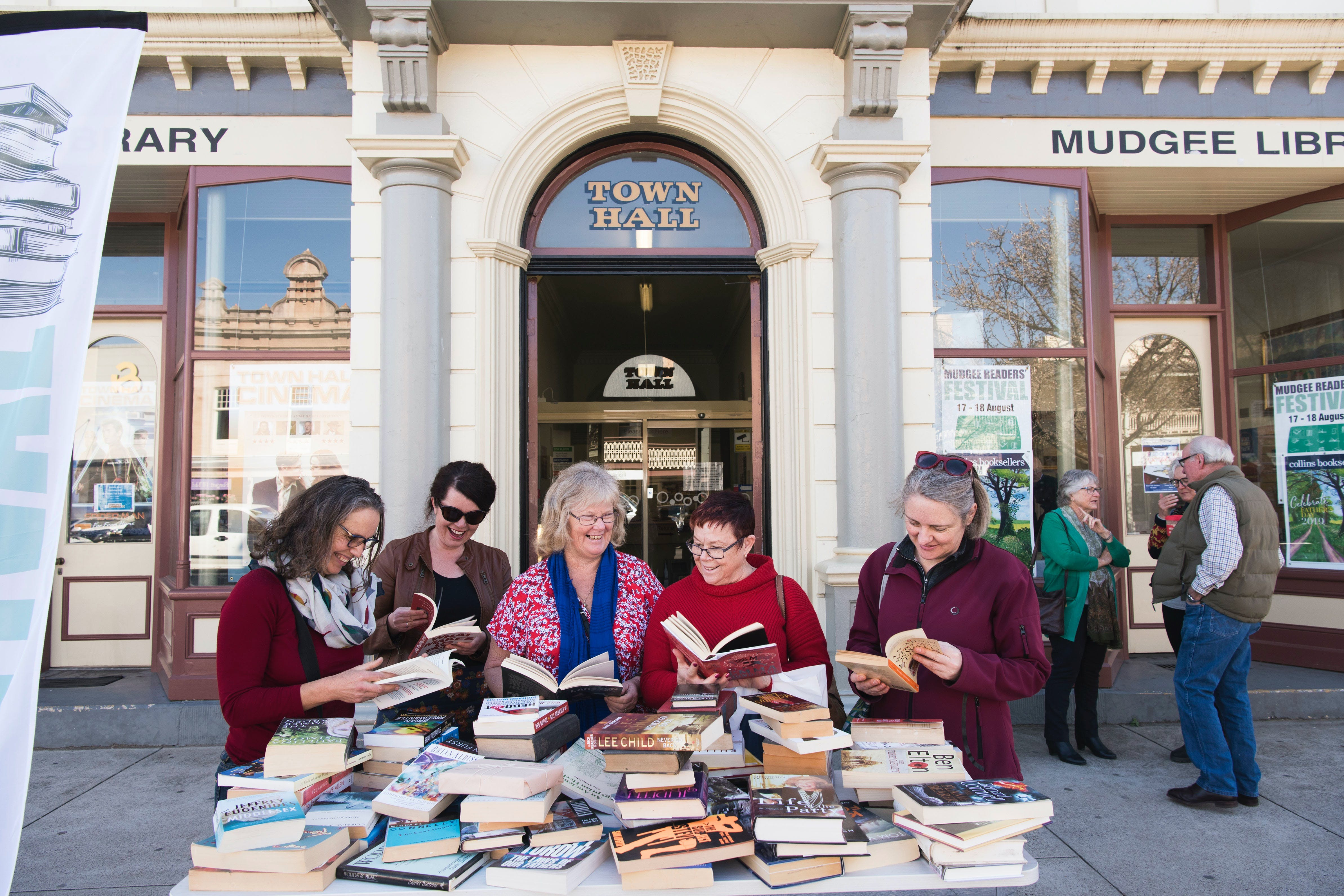 Mudgee Readers' Festival - Tourism Canberra