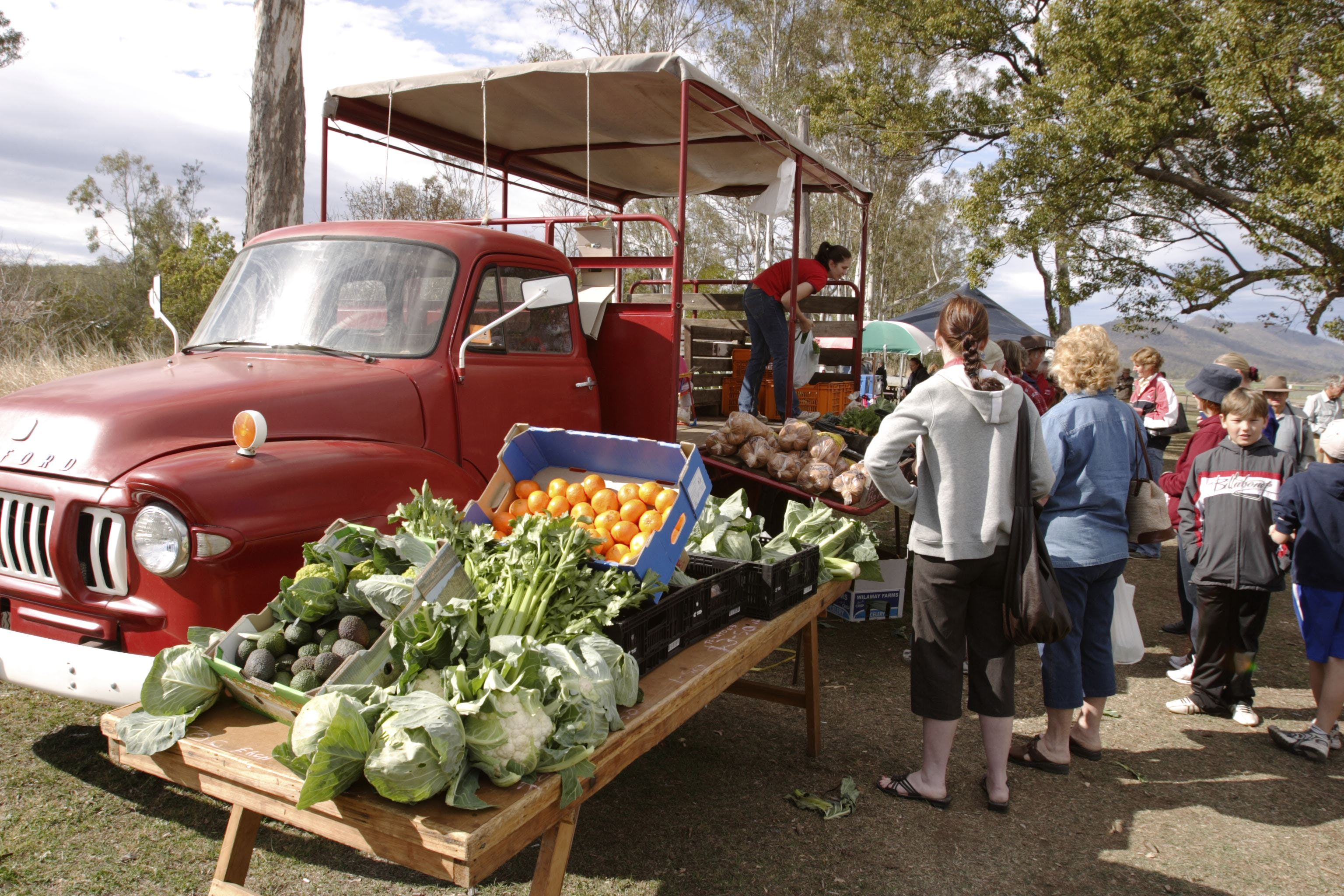 Murphys Creek Markets - Tourism Canberra