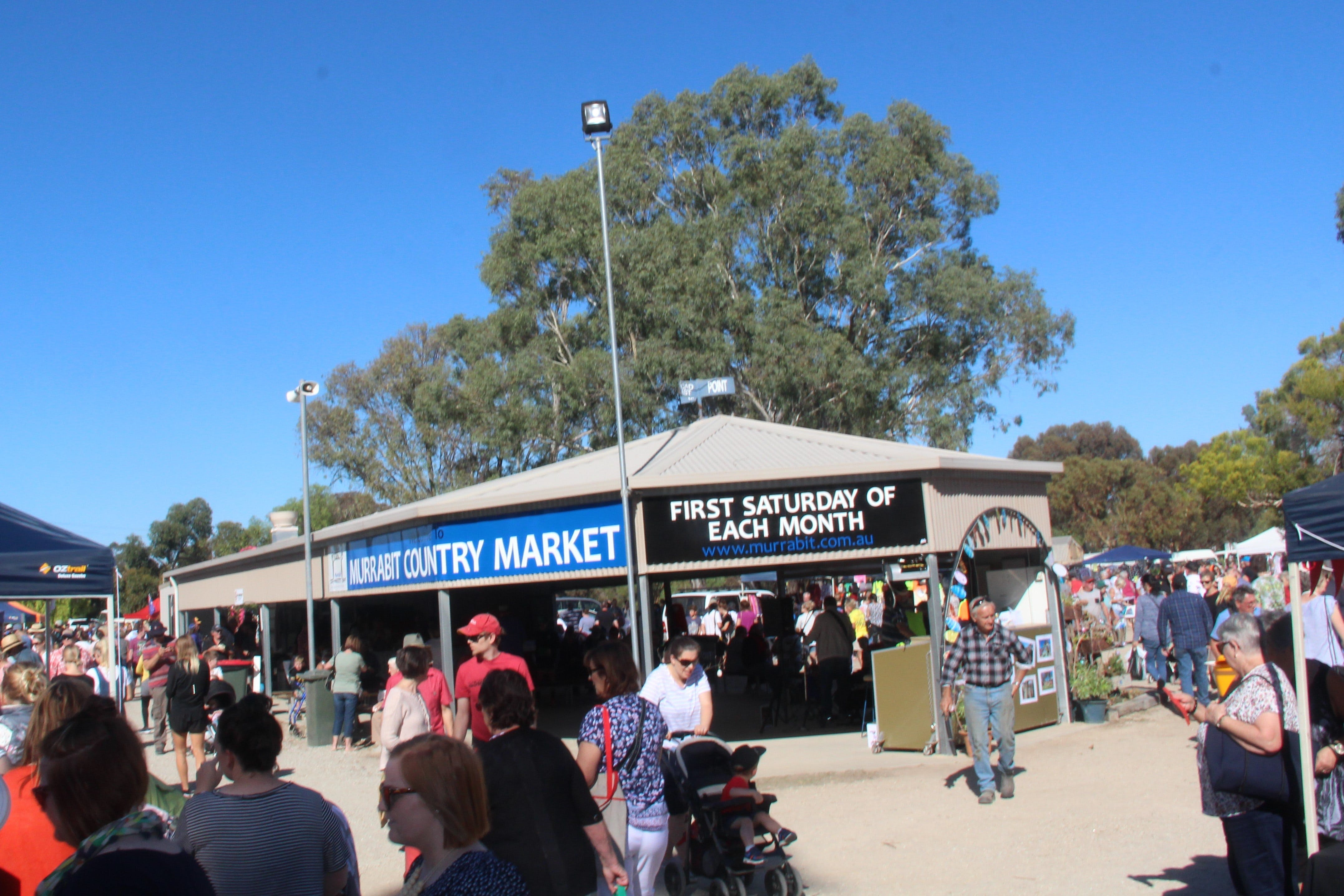 Murrabit Country Market - Tourism Canberra