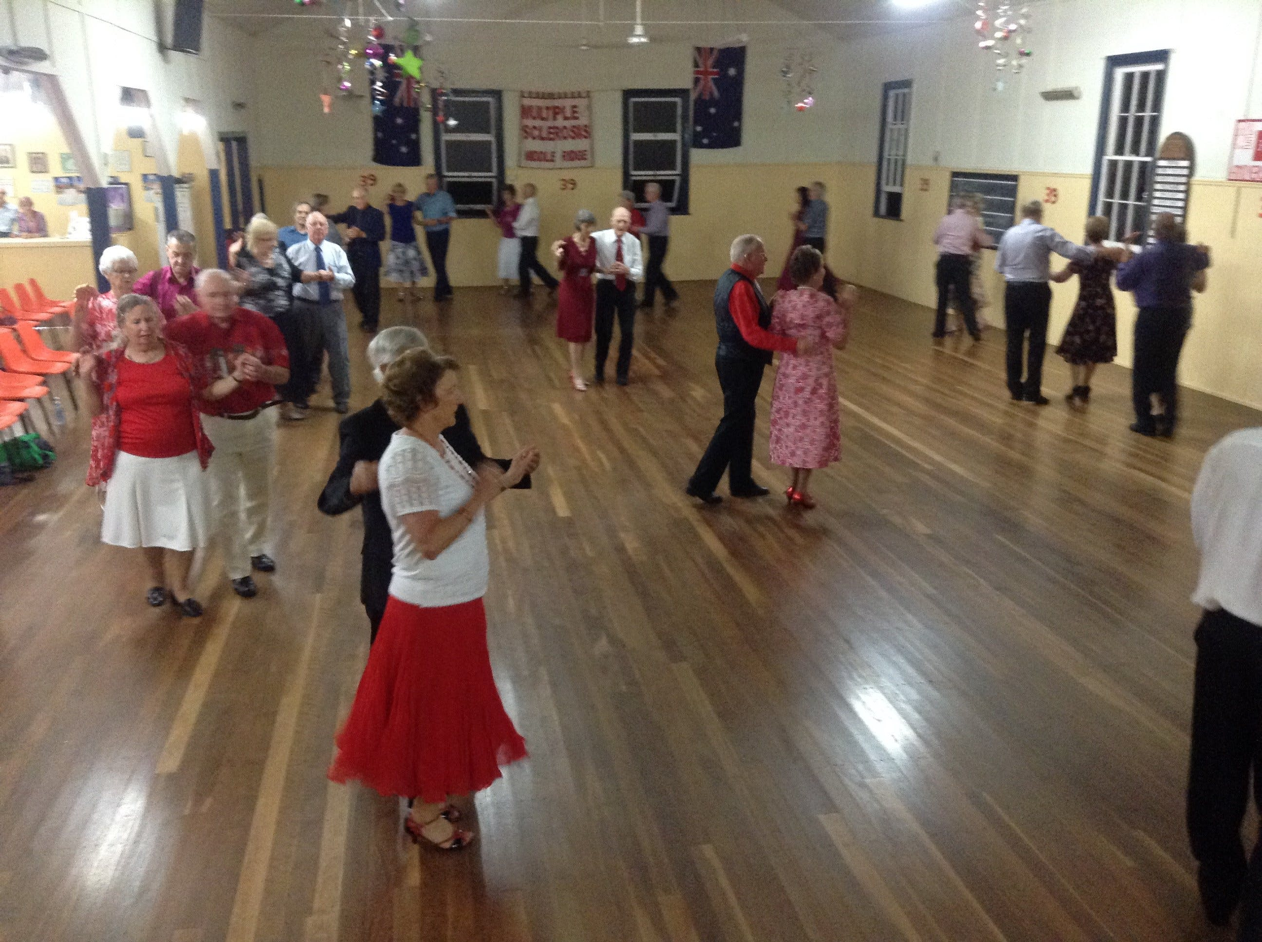Old Time Dance - Tourism Canberra