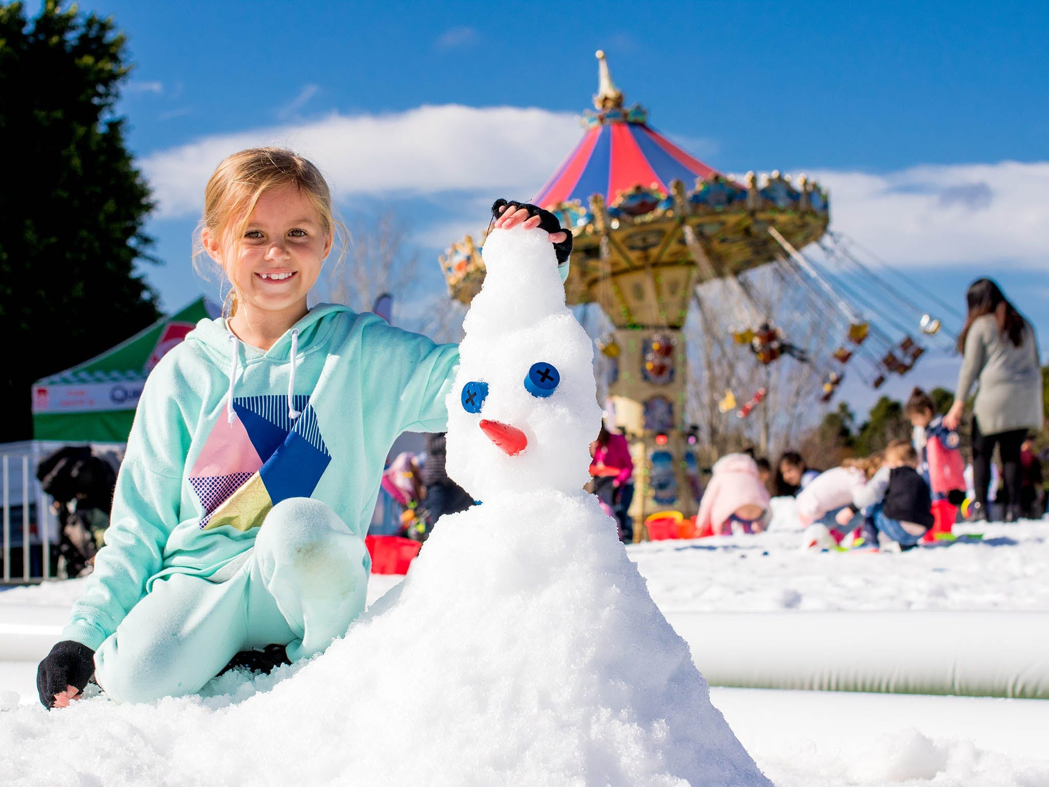 Snow Time in the Garden - Hunter Valley Gardens - Cancelled - Tourism Canberra