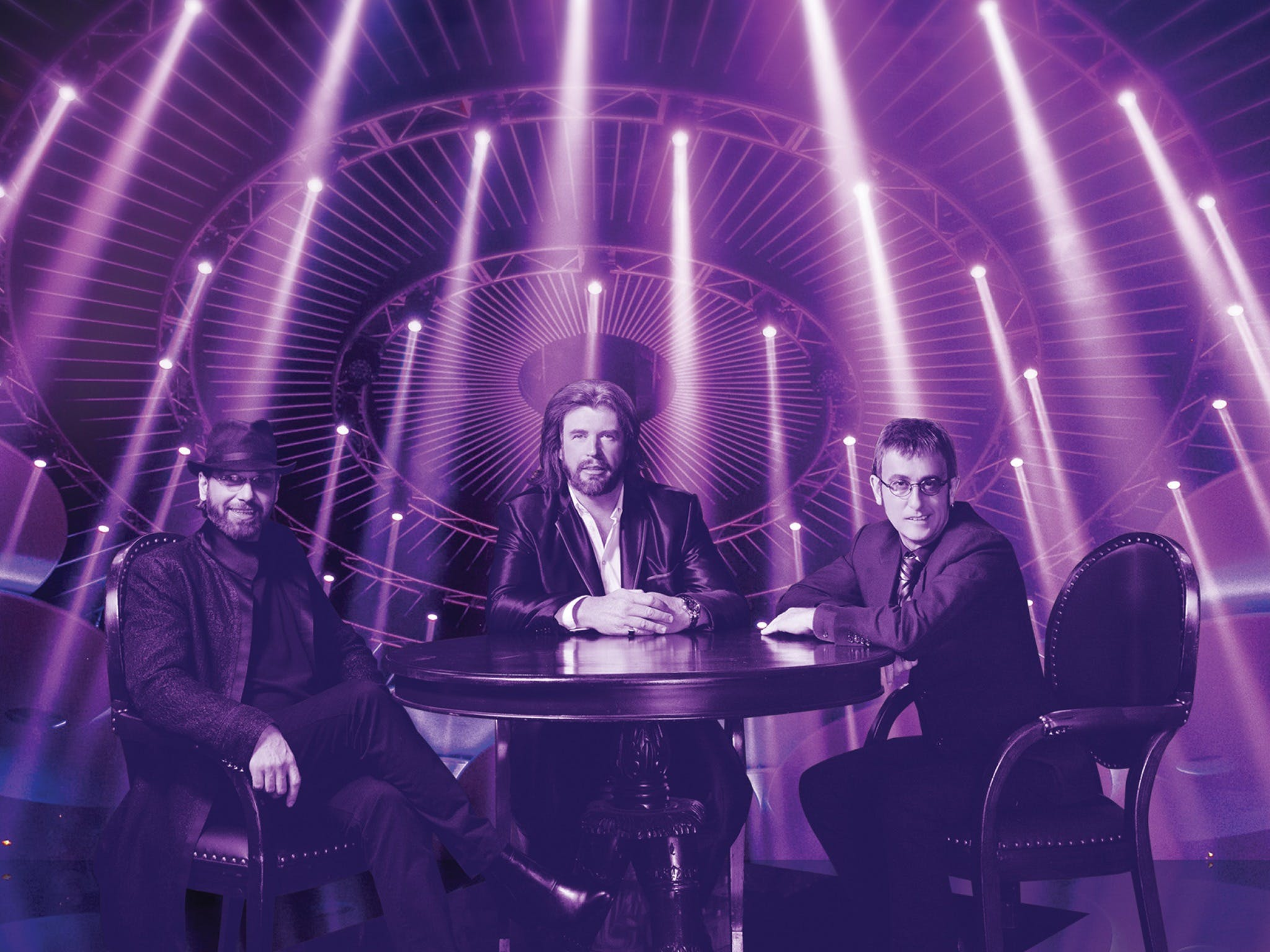 The Australian Bee Gees Show - 25th Anniversary Tour - Albany - Tourism Canberra
