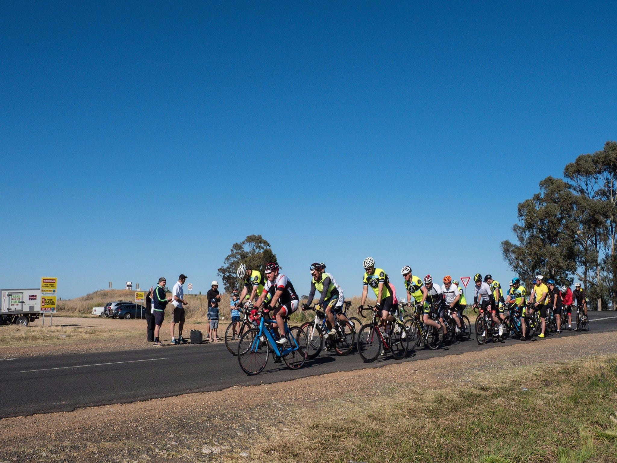 The Landmark Killarney Bike Classic - Tourism Canberra