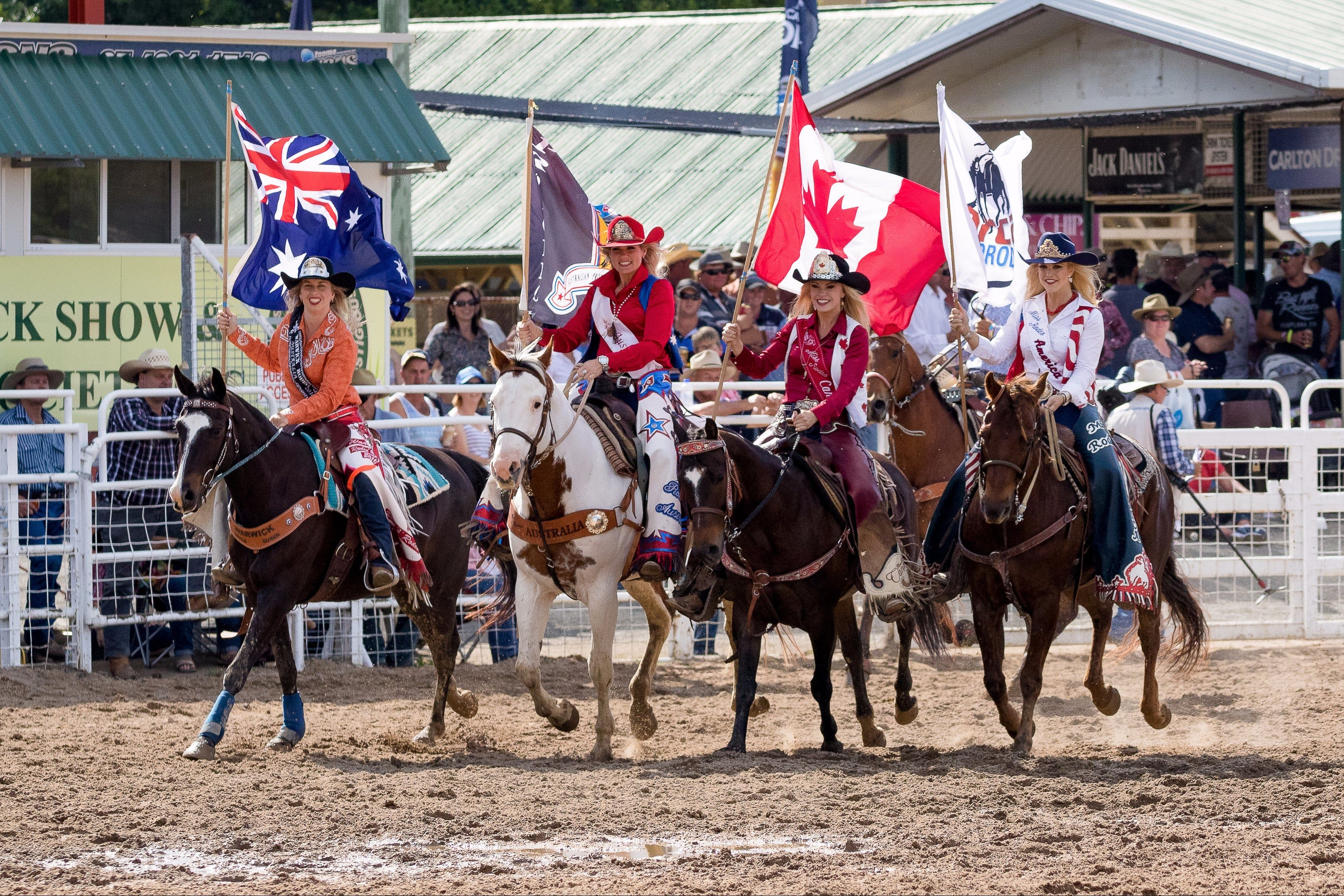 Warwick Rodeo National APRA National Finals and Warwick Gold Cup Campdraft - Tourism Canberra