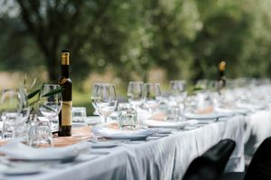 Whispering Brook Olive Long Table Luncheon - Tourism Canberra