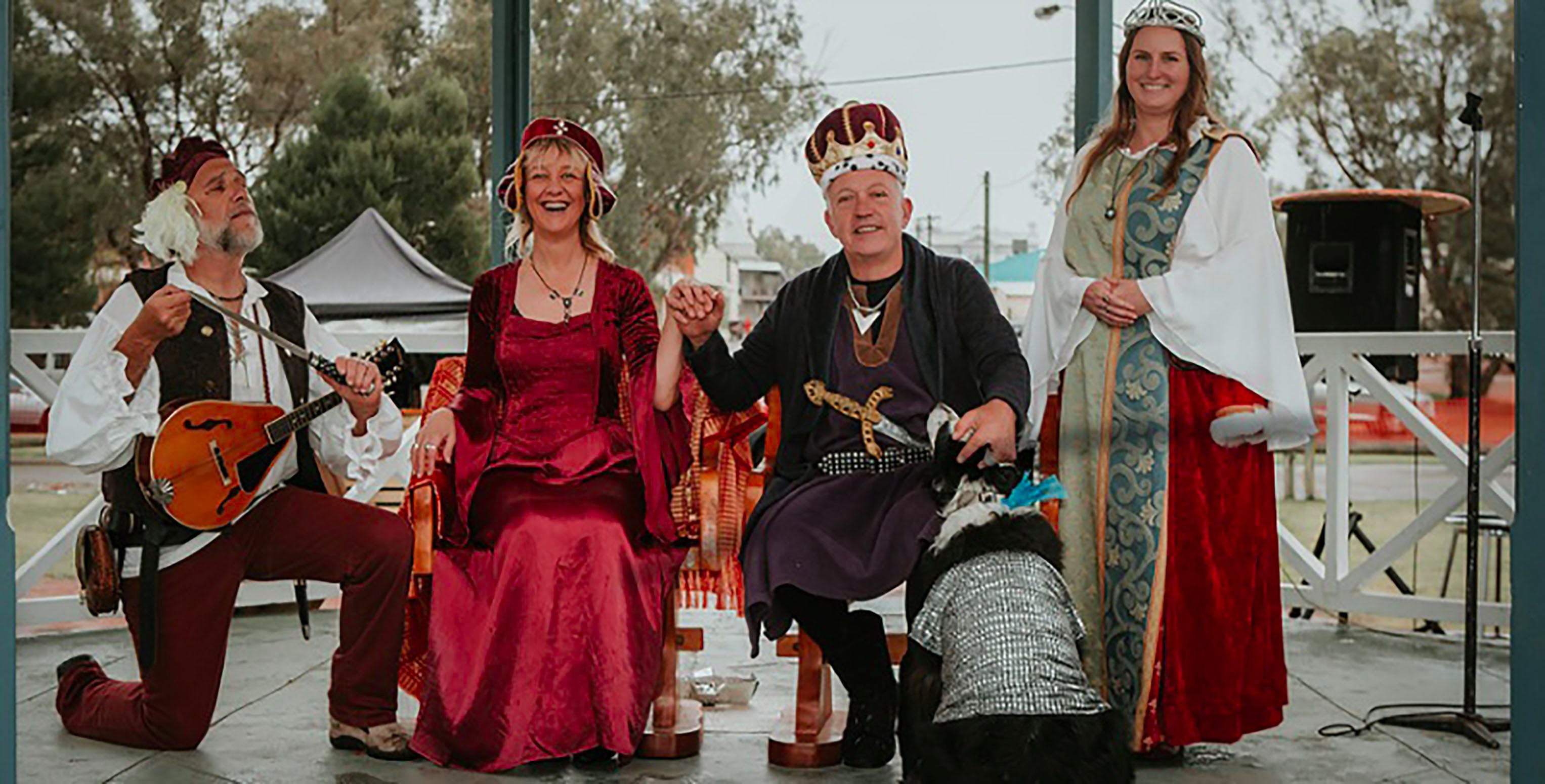 York Medieval Fayre - Tourism Canberra