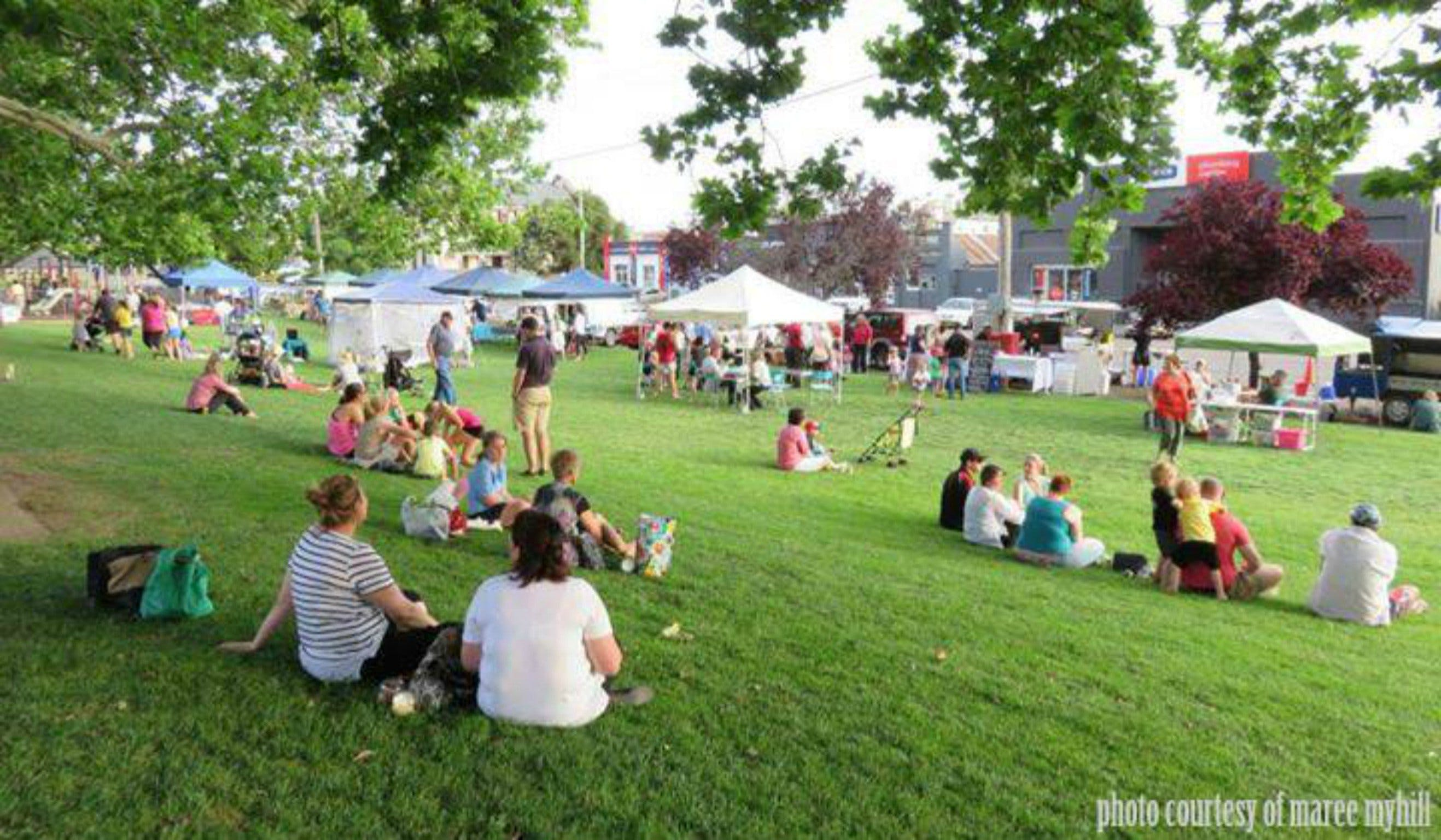 Young and Region Farmers Markets - Tourism Canberra