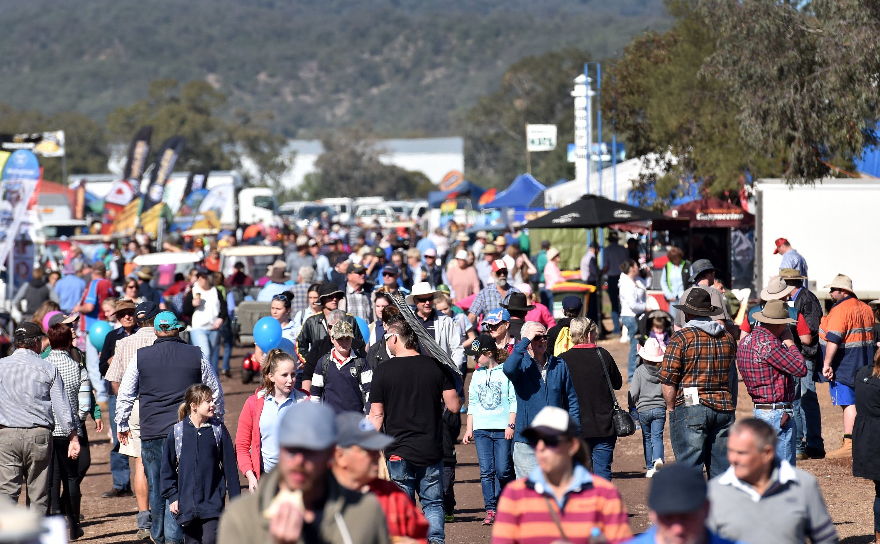AgQuip - Tourism Canberra
