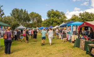 Biloela Markets in the Park - Tourism Canberra