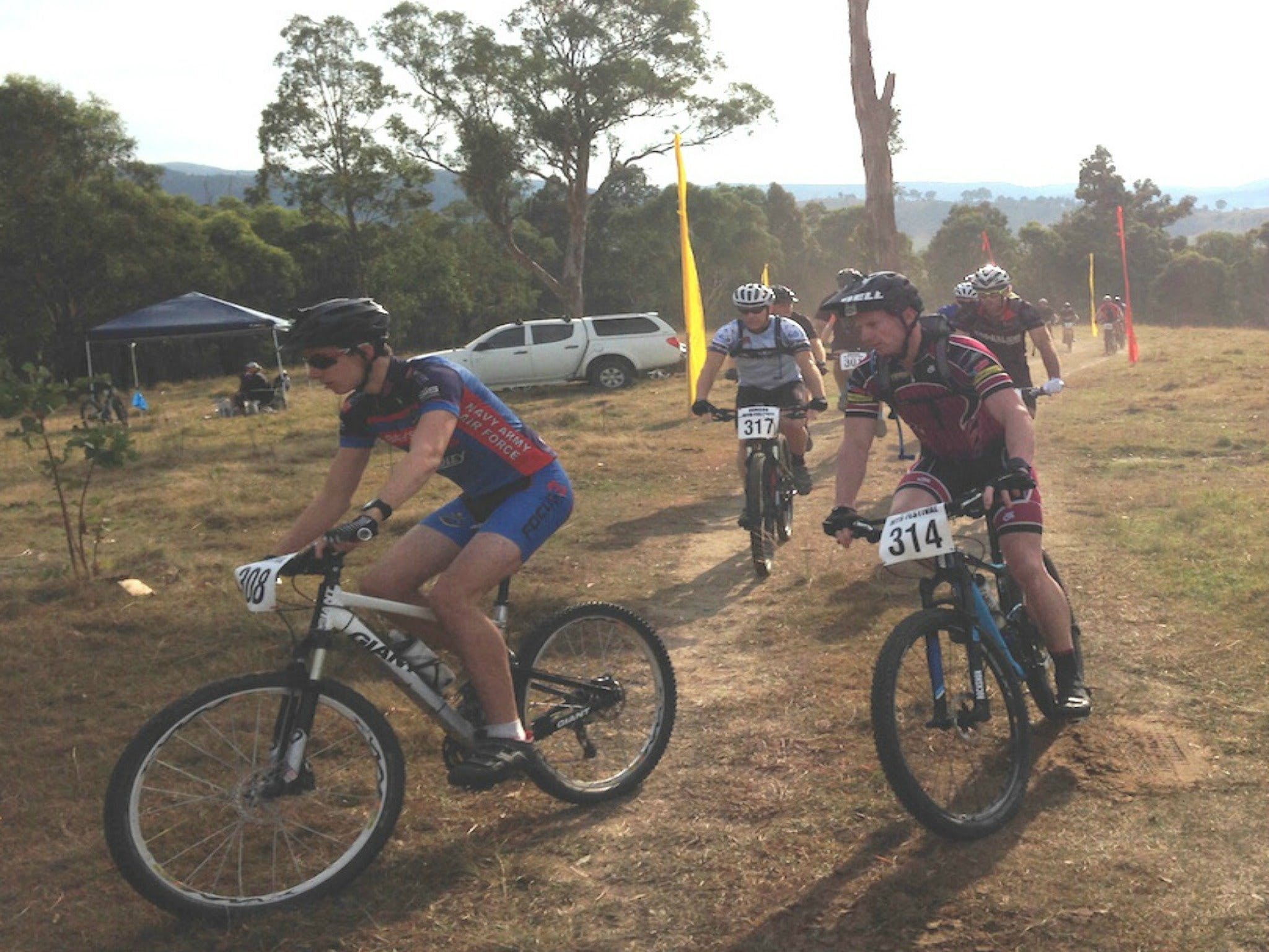 Dungog Mountain Bike Festival - Tourism Canberra