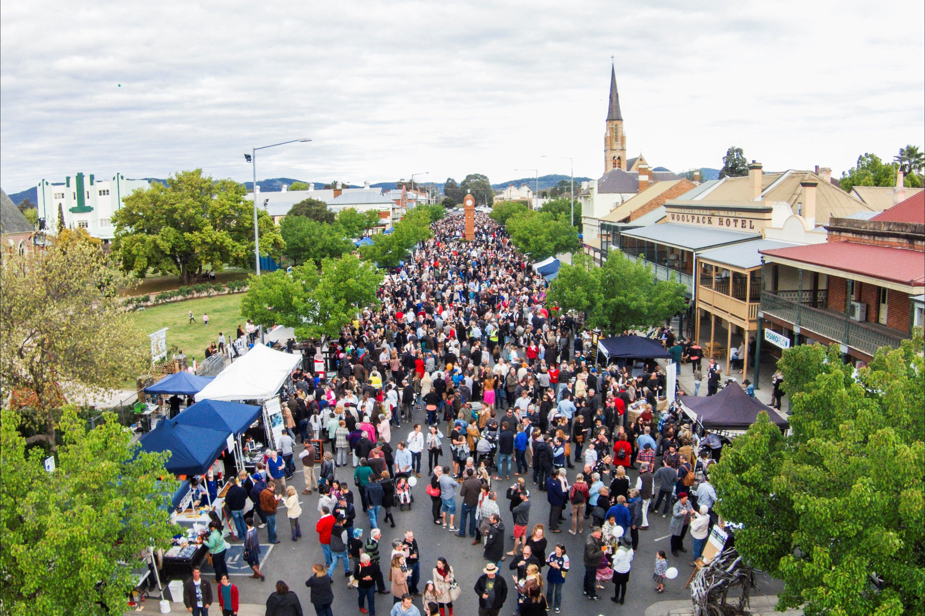 Flavours of Mudgee - Tourism Canberra