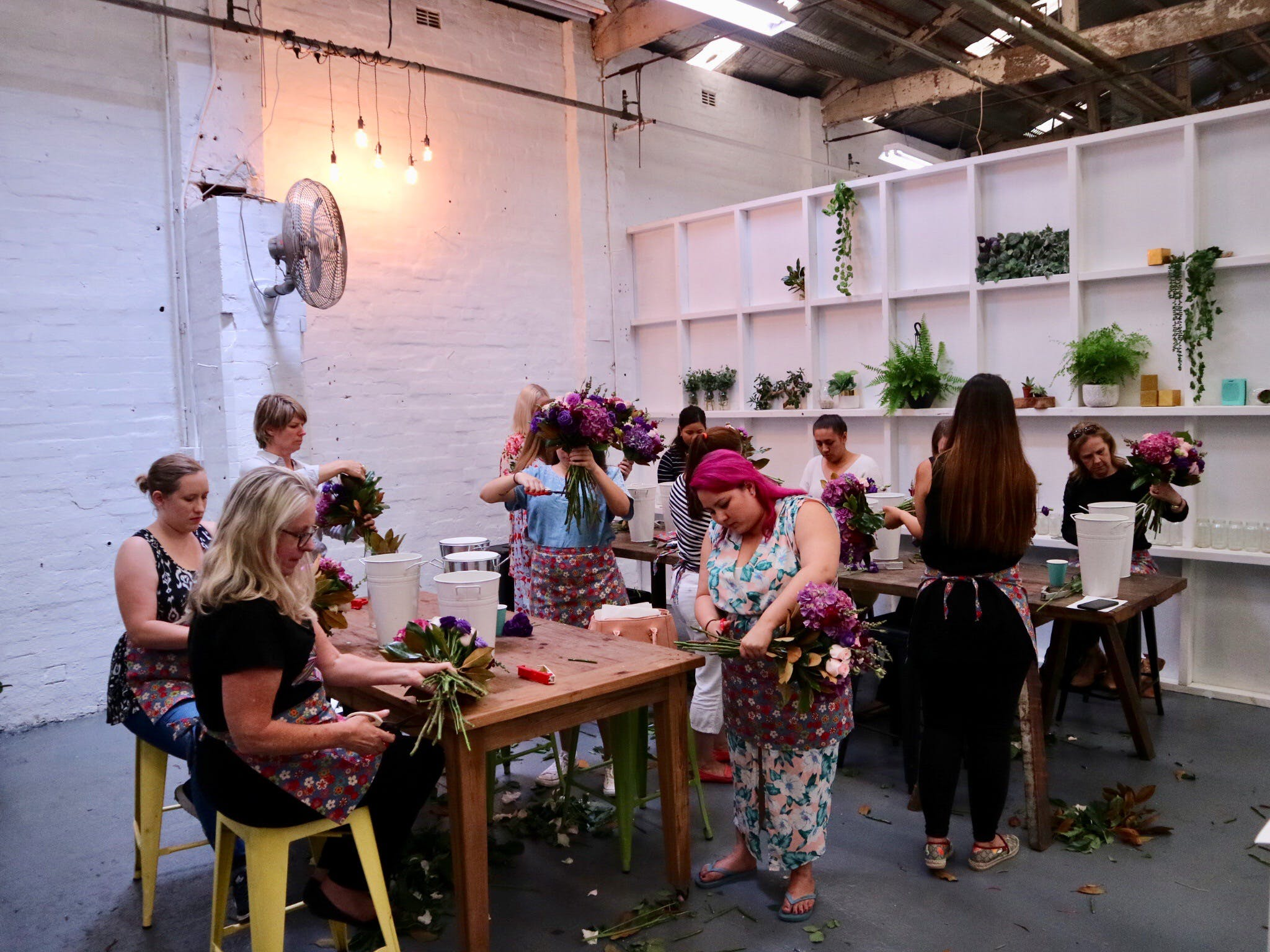 Fun Floral workshops for beginners - Tourism Canberra