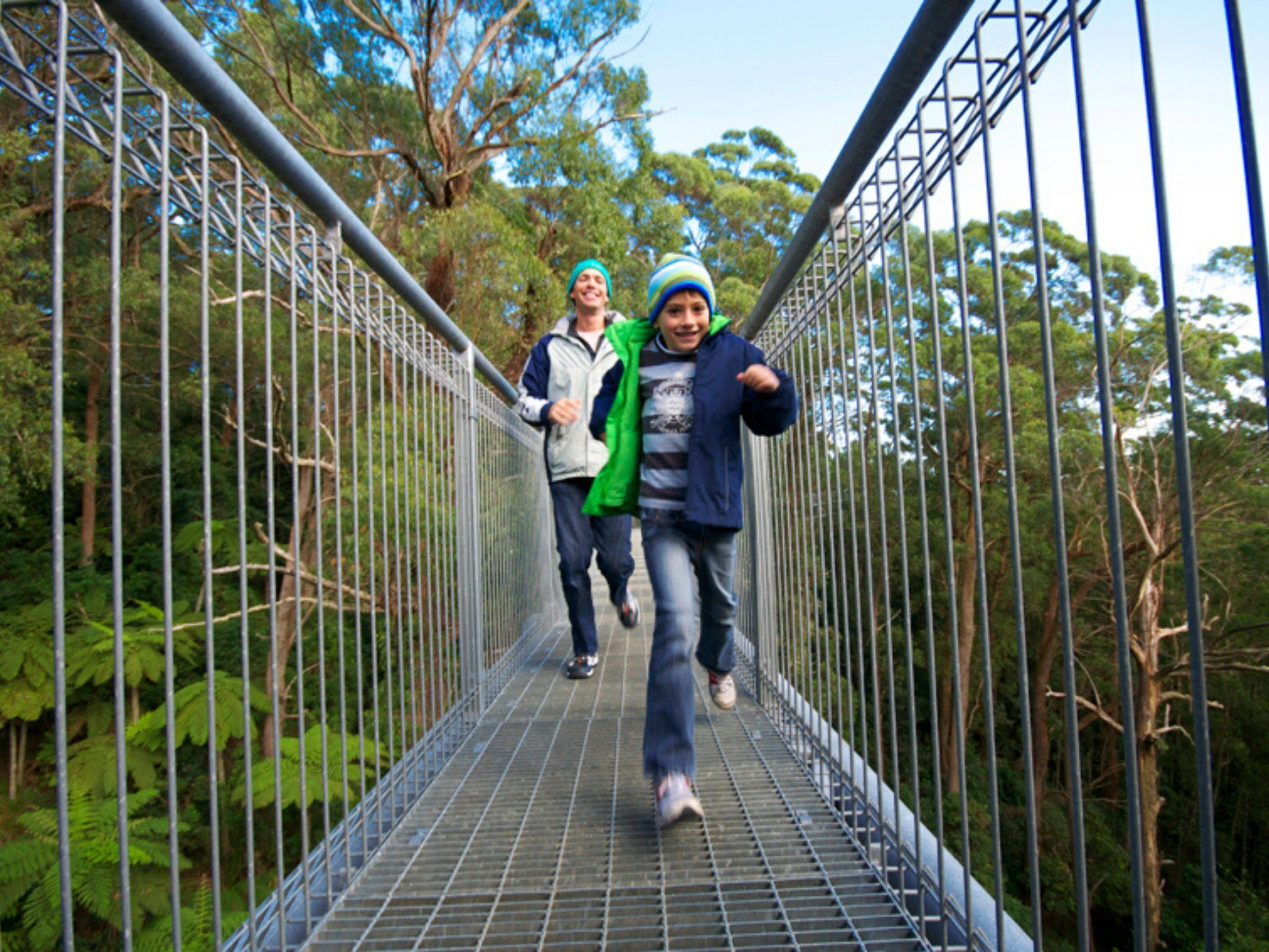Get Back to Nature these July School Holidays - Tourism Canberra