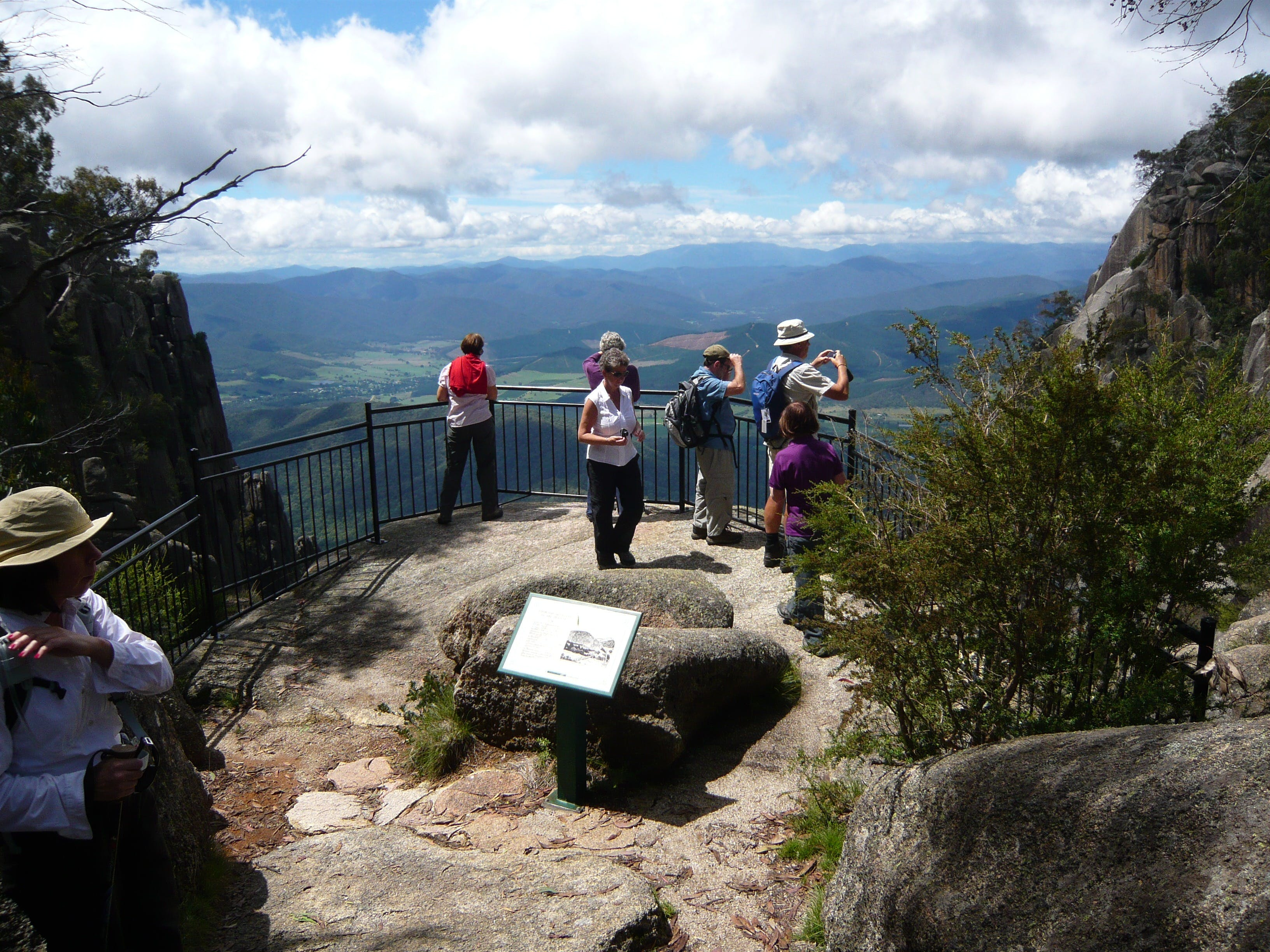 Hedonistic Hiking's Mount Buffalo Hike and Picnic - Tourism Canberra