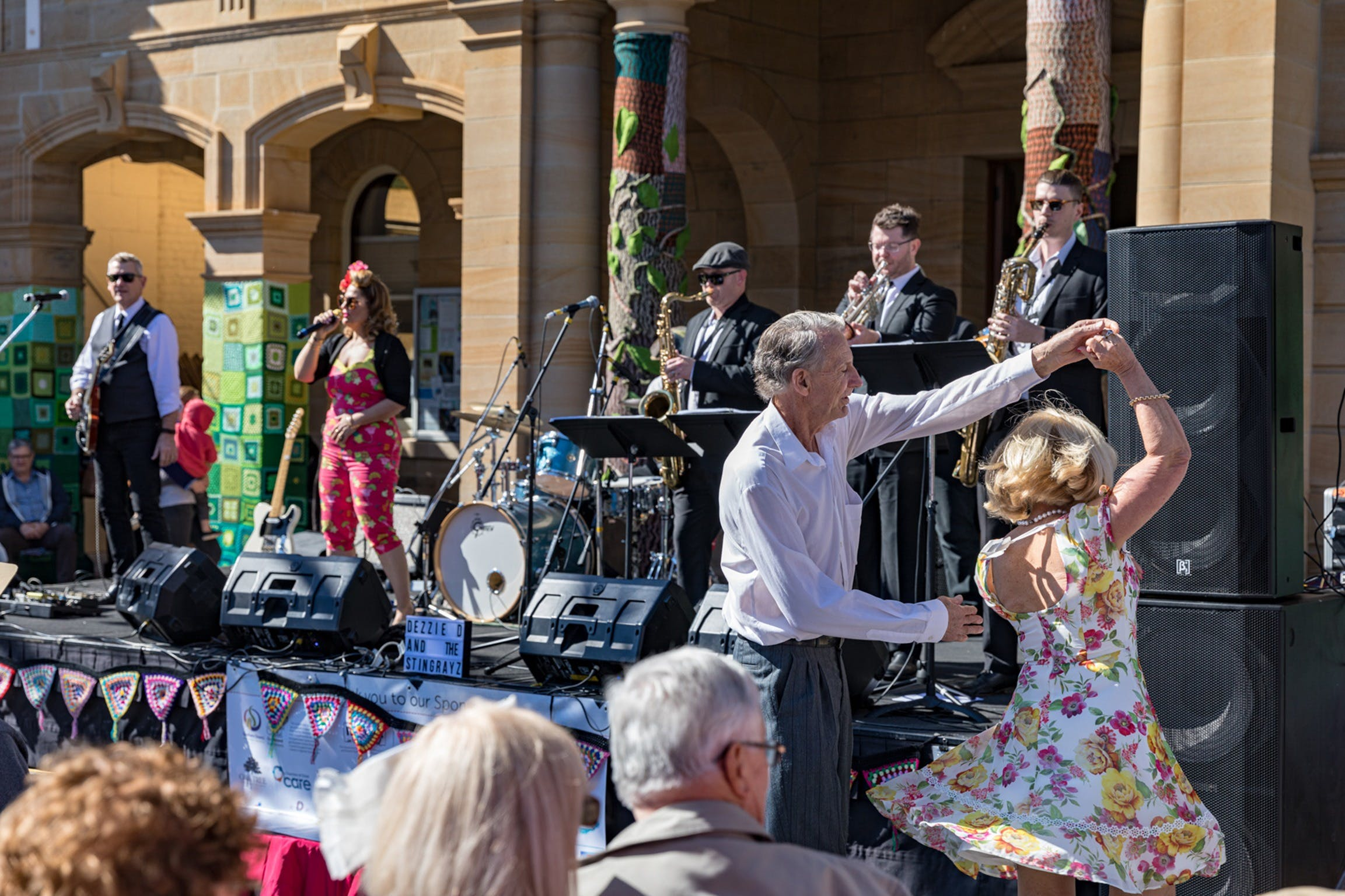 Jumpers and Jazz in July Festival - Tourism Canberra