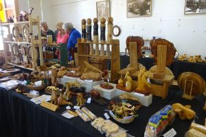 Kiama Woodcraft Group - Exhibition and Sales - Tourism Canberra