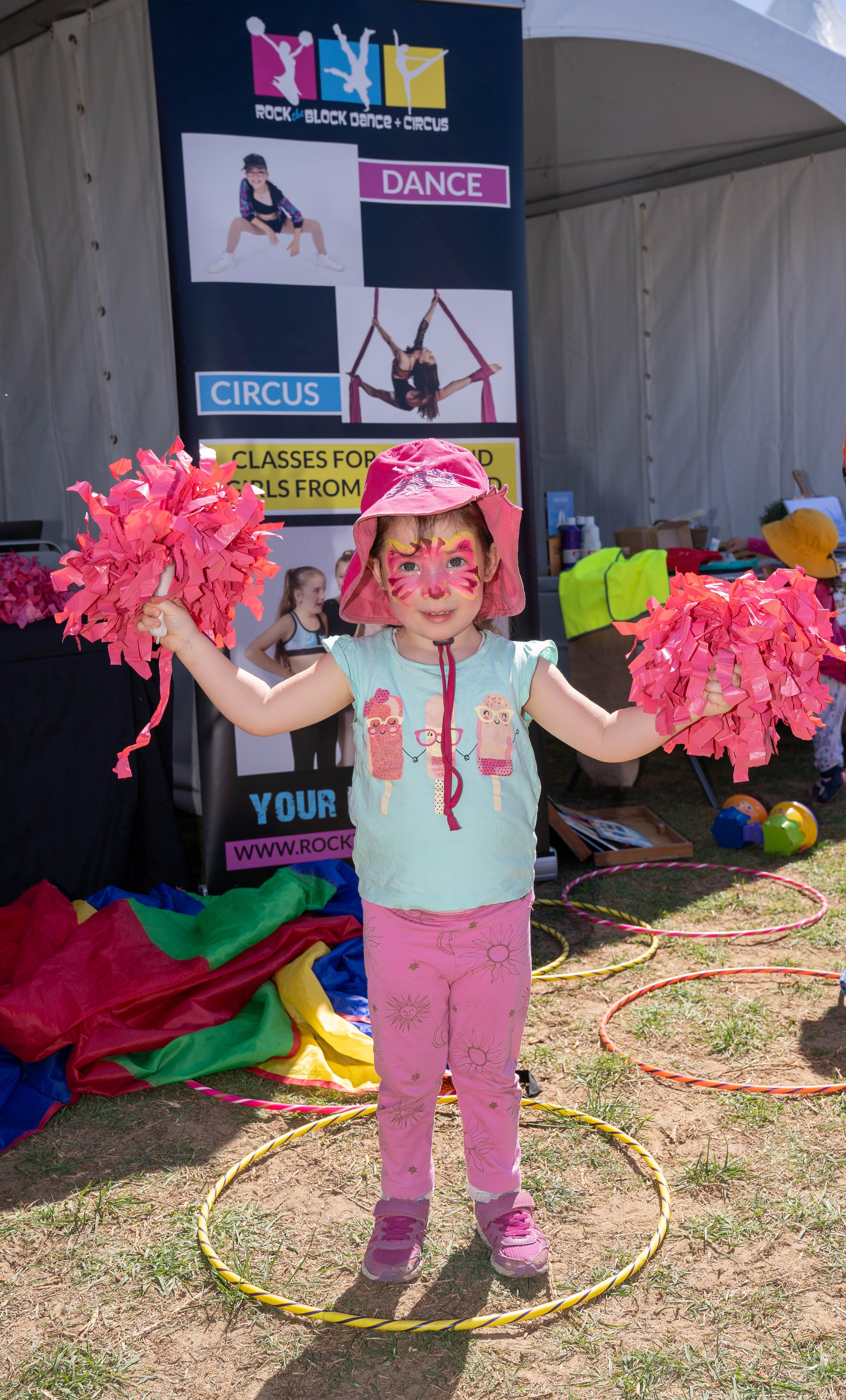 Kids Fun Day - Tourism Canberra