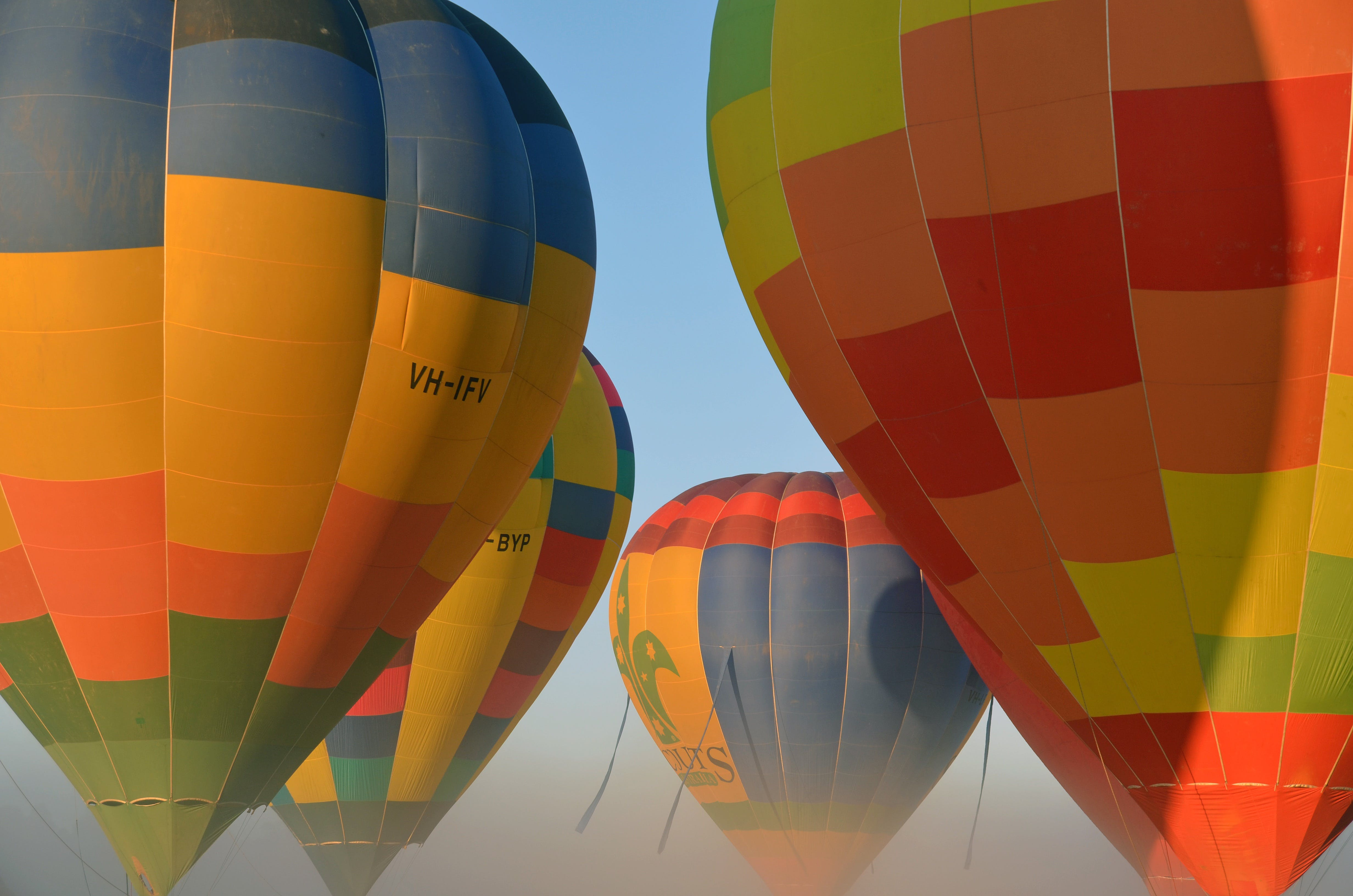 King Valley Balloon Festival - Tourism Canberra