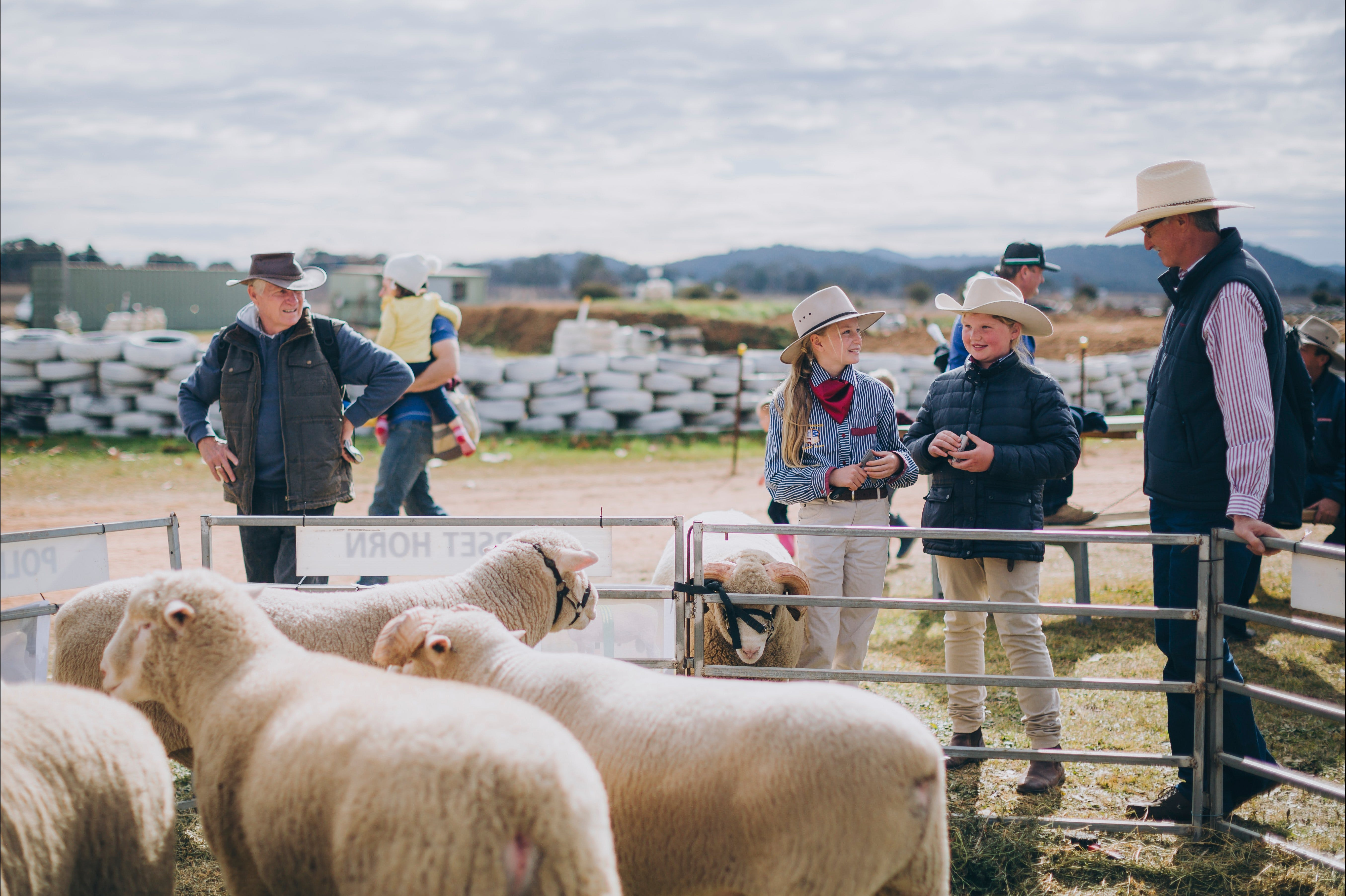Mudgee Small Farm Field Days - Tourism Canberra