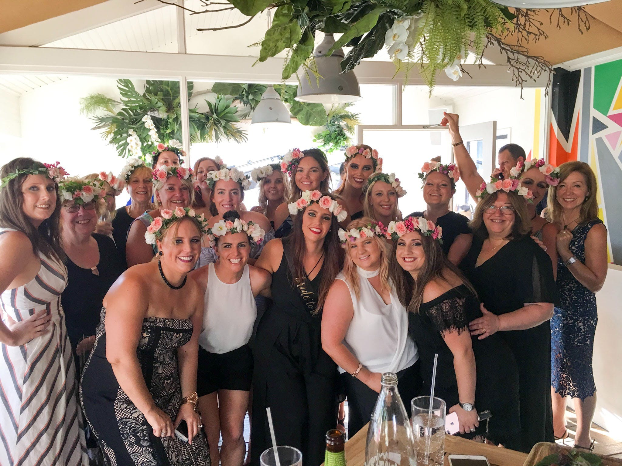 Private Flower Crown Workshop - Tourism Canberra