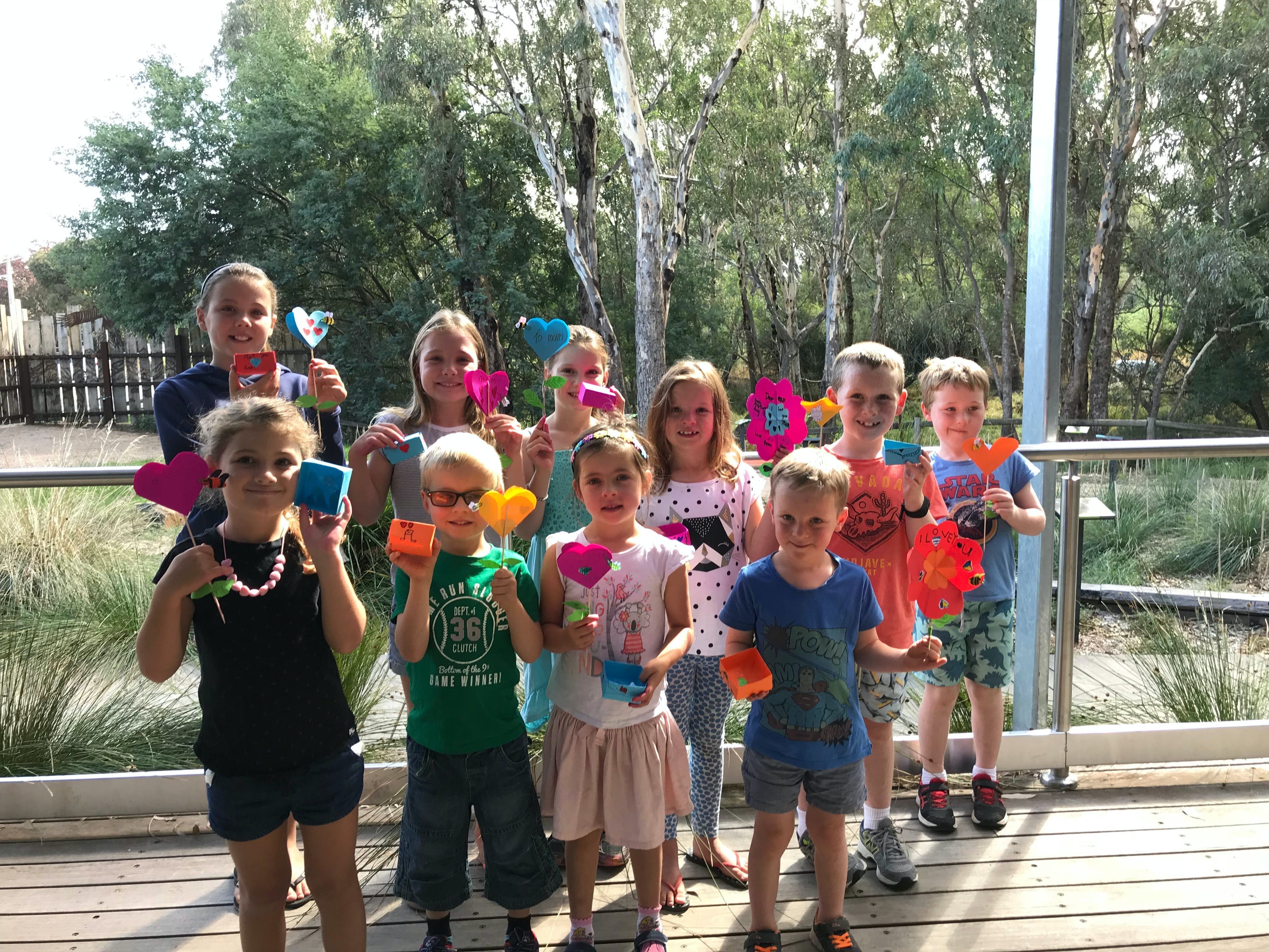 School Holiday Fun at the Y Water Discovery Centre - Tourism Canberra