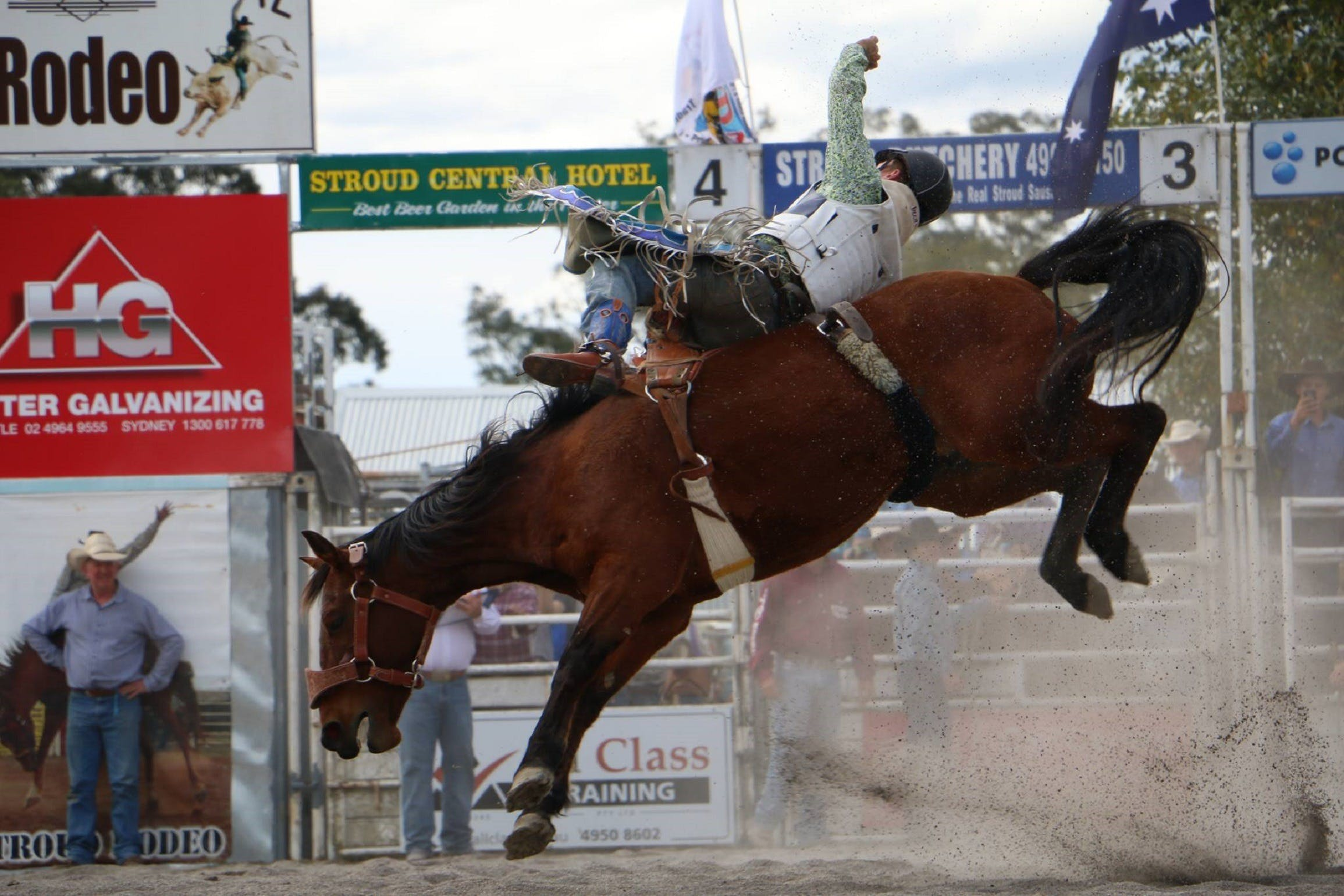 Stroud Rodeo and Campdraft - Tourism Canberra