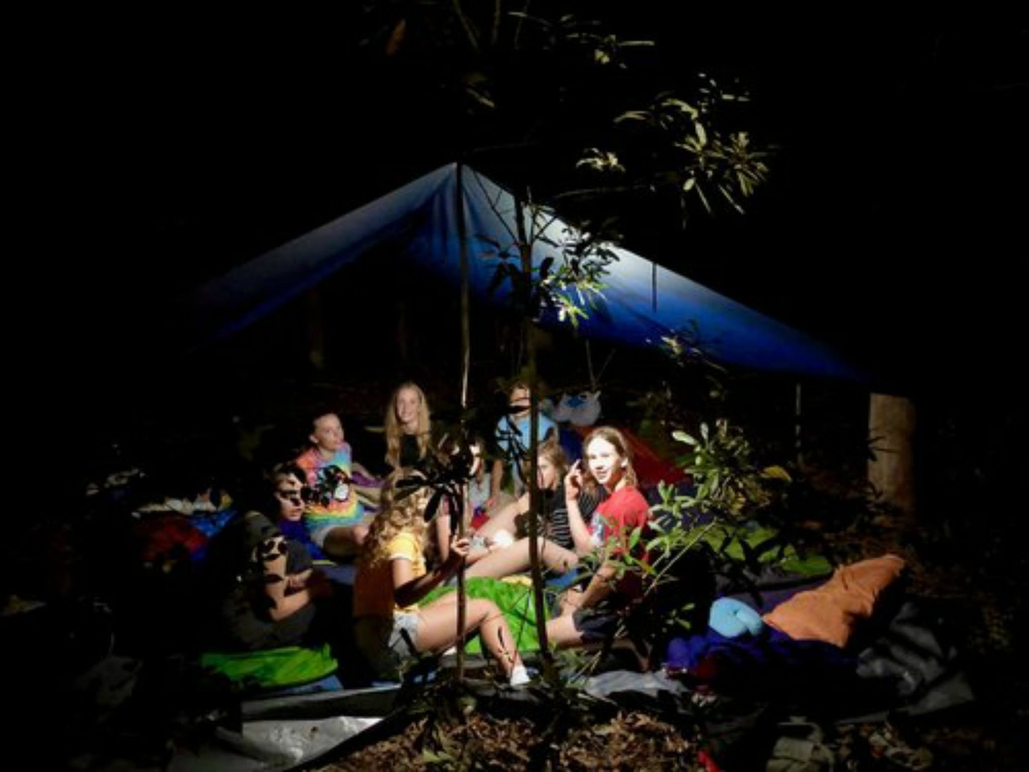 Summer  Family Nature Camp - Tourism Canberra