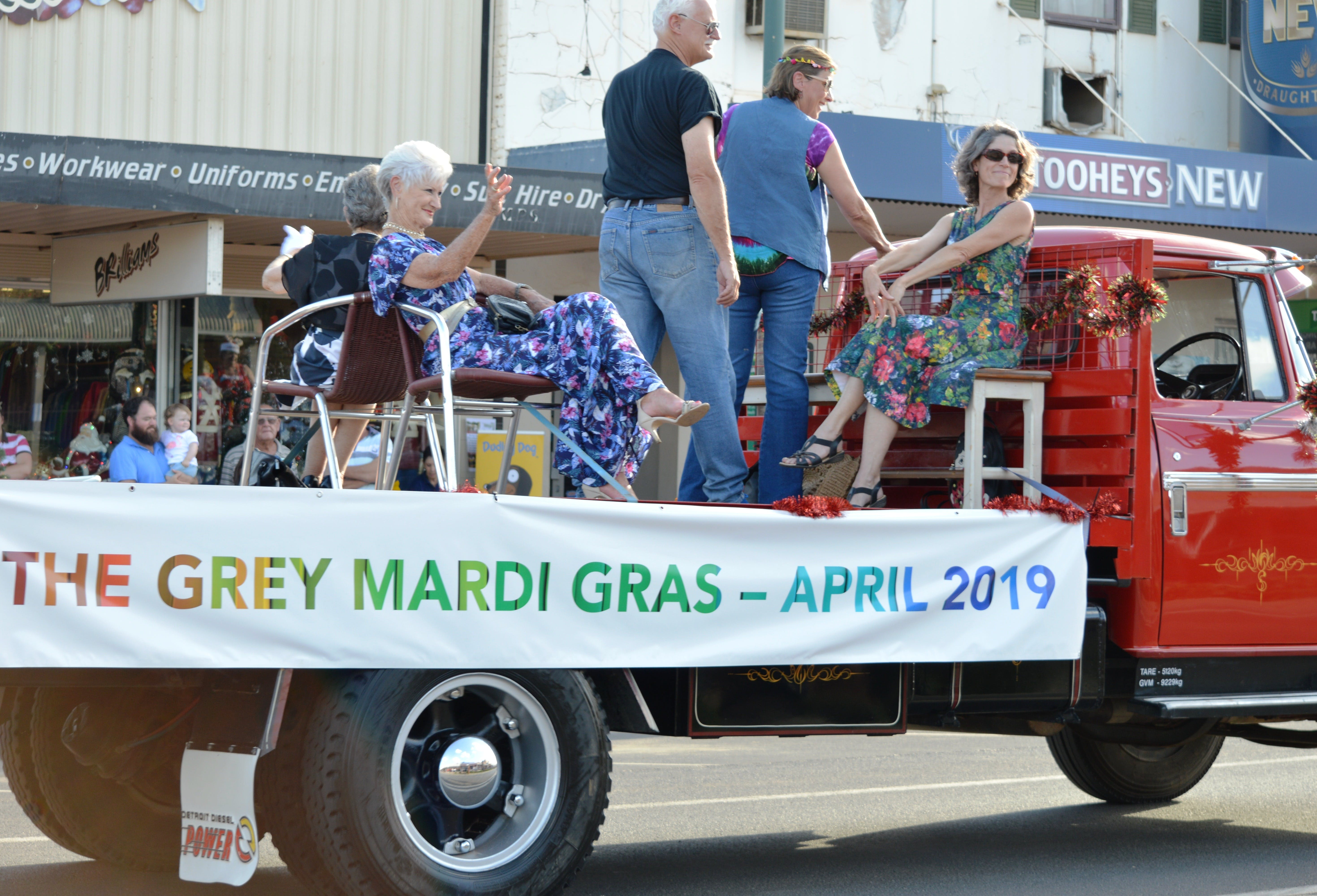 The Grey Mardi Gras - Tourism Canberra