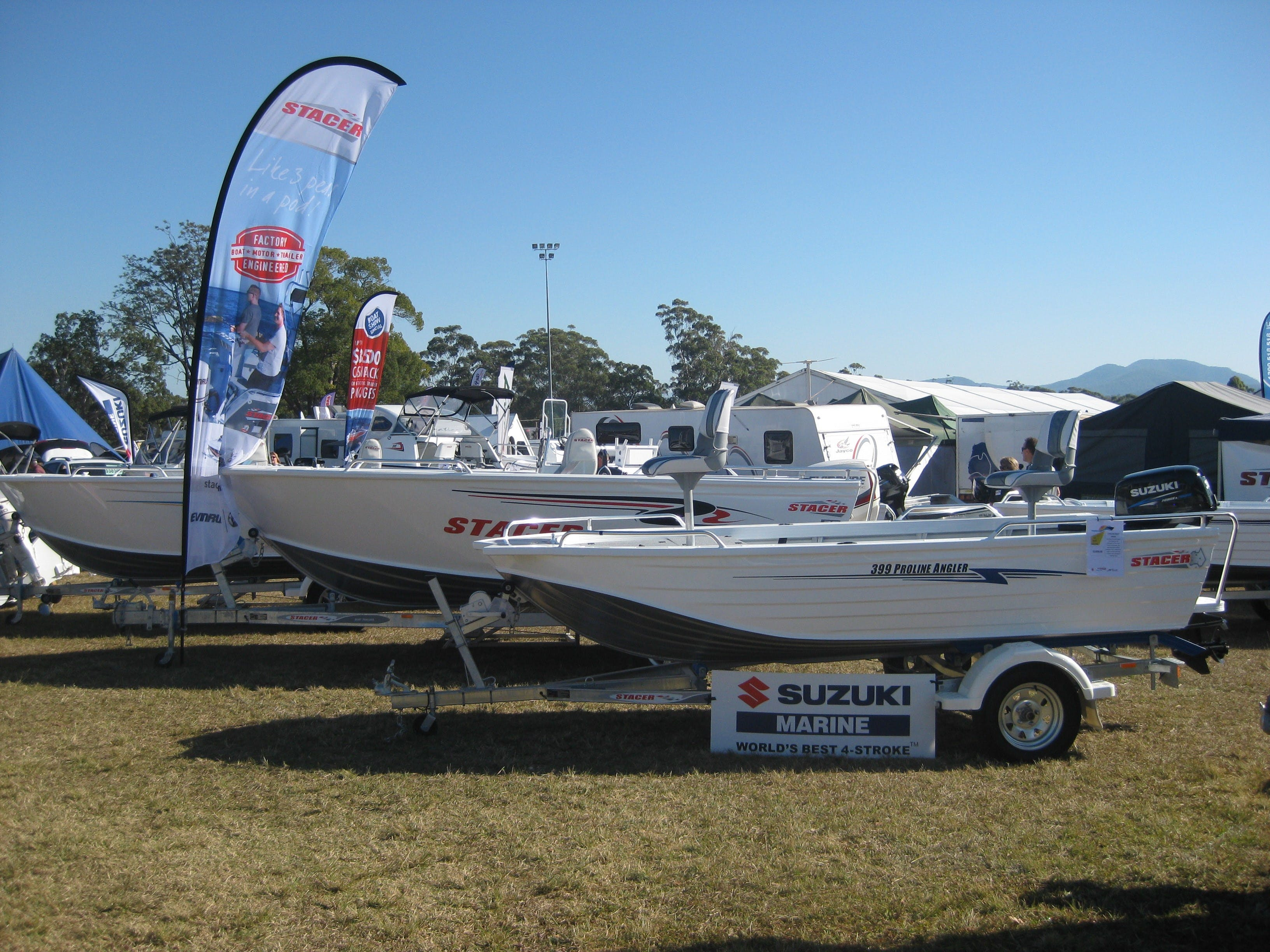 Mid North Coast Caravan Camping 4WD Fish and Boat Show - Tourism Canberra