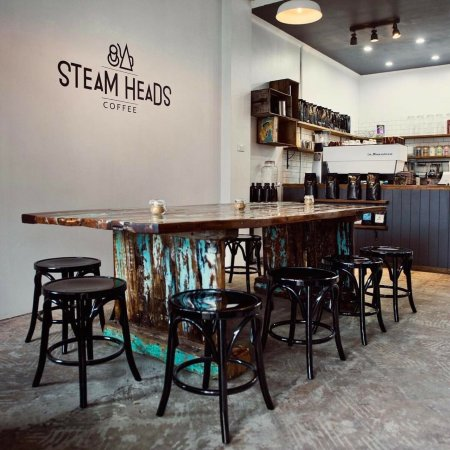 Steam Heads Coffee - Tourism Canberra