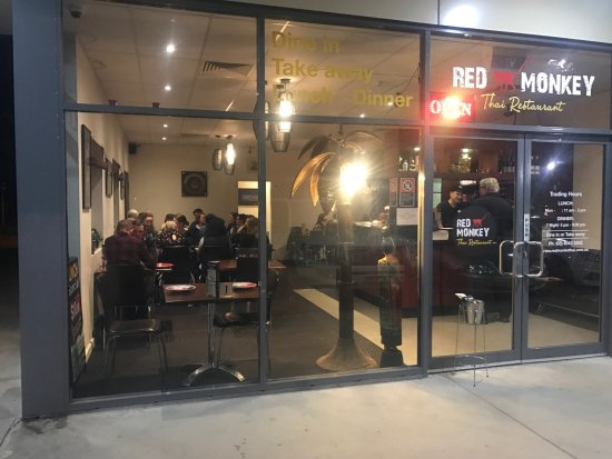 Red Monkey Thai Restaurant - Tourism Canberra