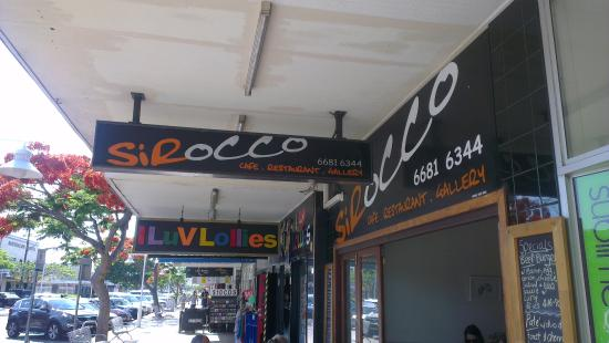 Sirocco Cafe and Gallery - Tourism Canberra
