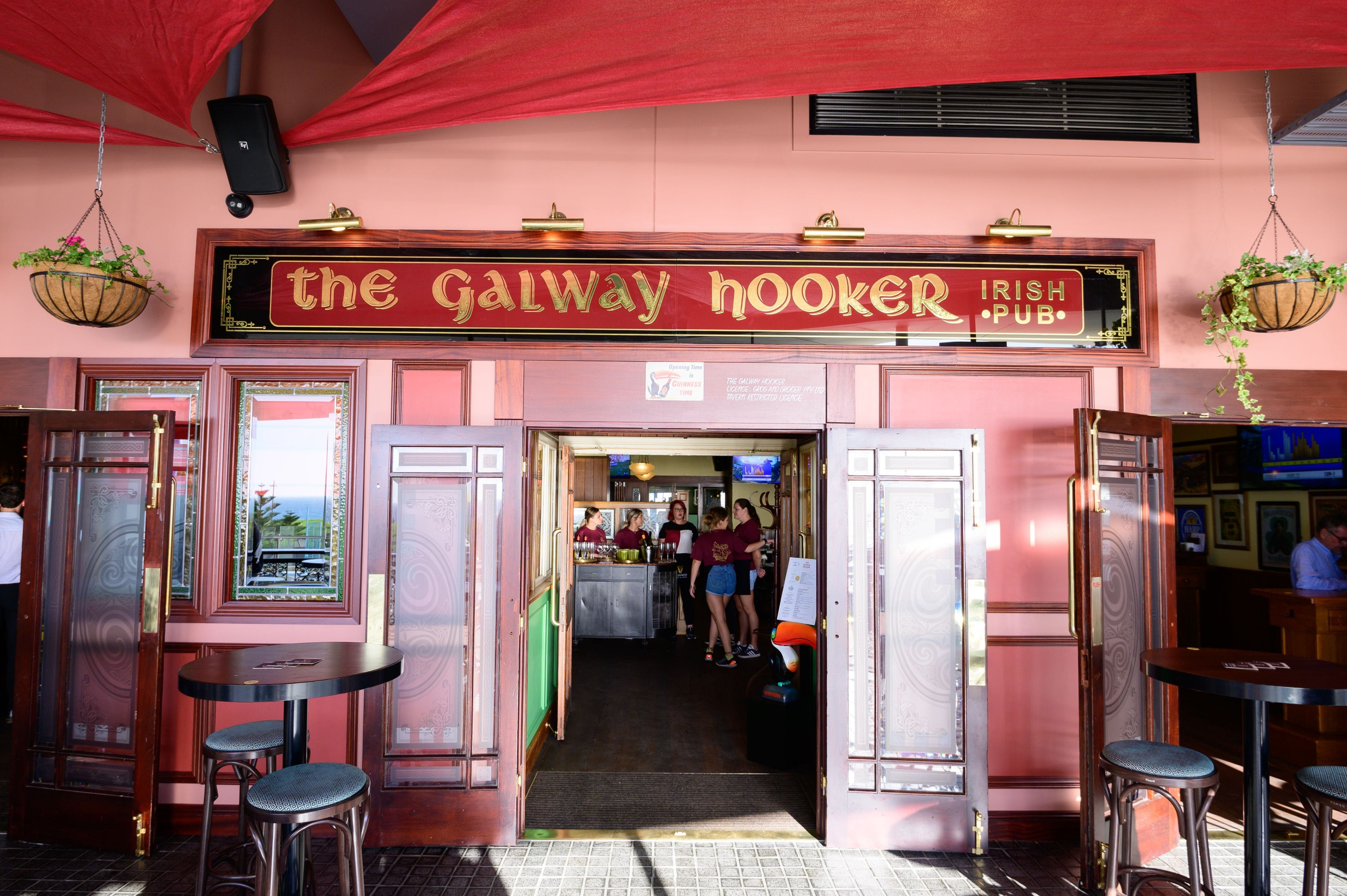 The Galway Hooker - Tourism Canberra