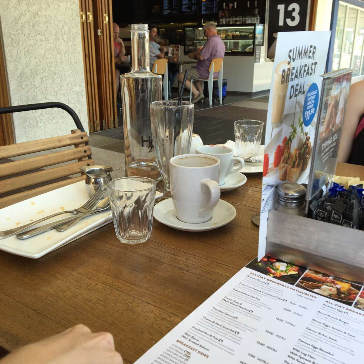 The Coffee Club - Grand Hotel - Gladstone - Tourism Canberra