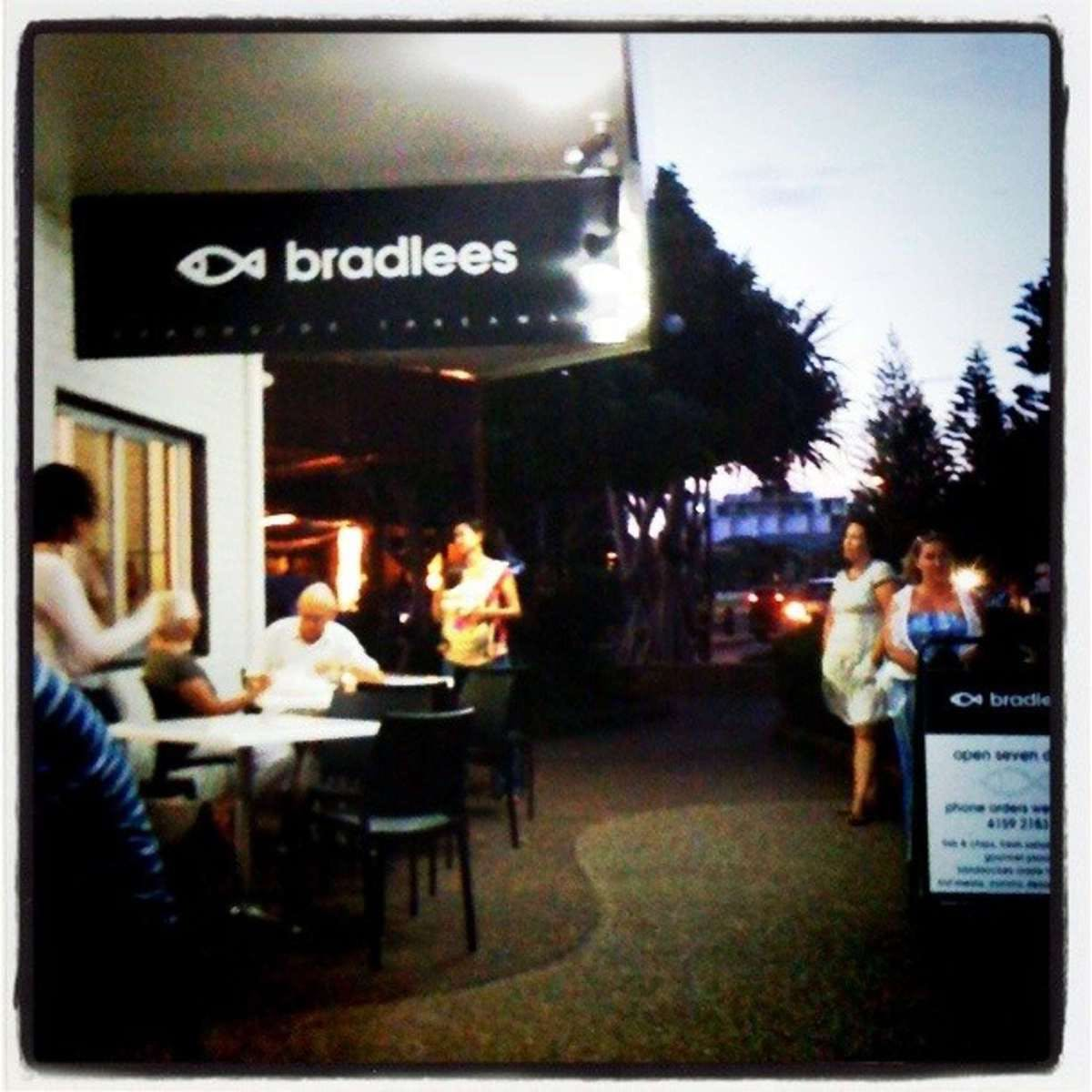 Bradlees on the Beach - Tourism Canberra