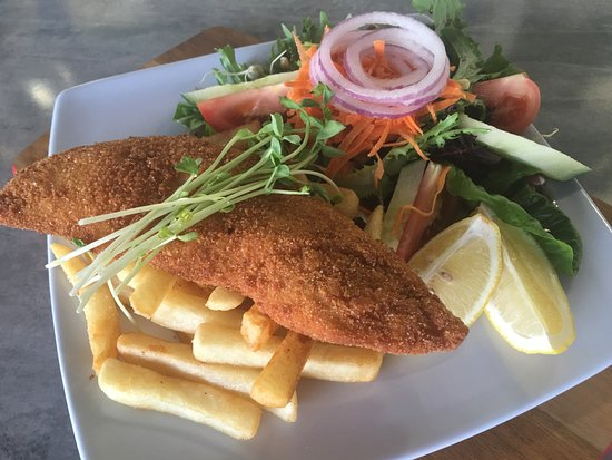 Cedar Park Fish and Chips - Tourism Canberra