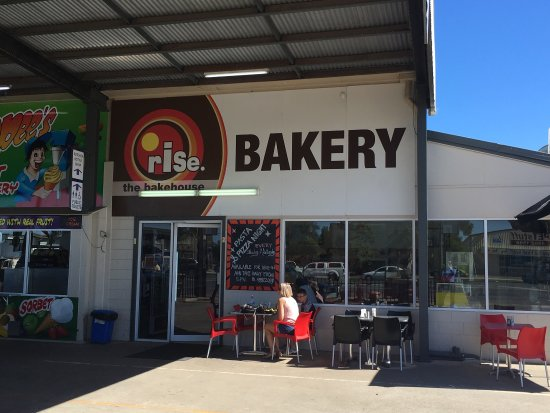 Rise The Bakehouse Biloela - Tourism Canberra