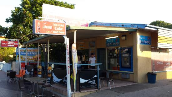 Jetty Seafood and Hamburgers - Tourism Canberra