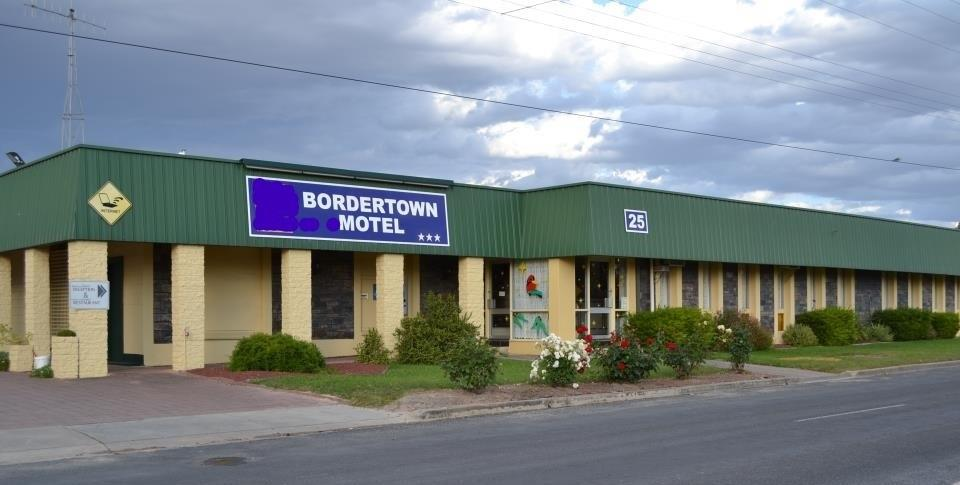 Bordertown Motel - Tourism Canberra